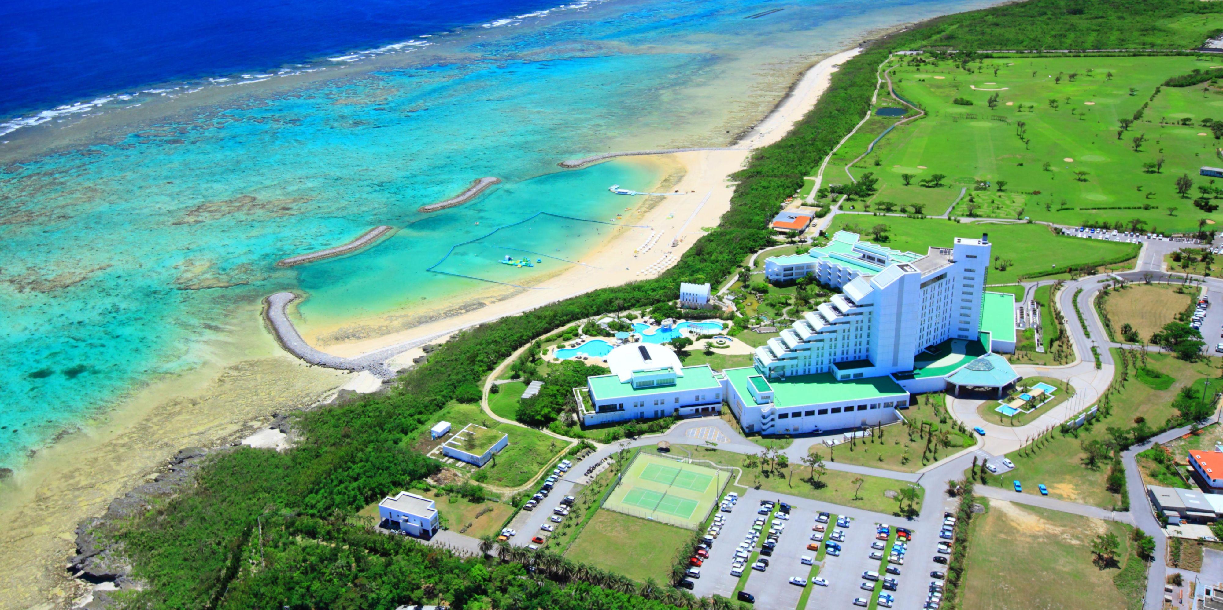 Okinawa Hotels InterContinental ANA Ishigaki Resort Hotel in
