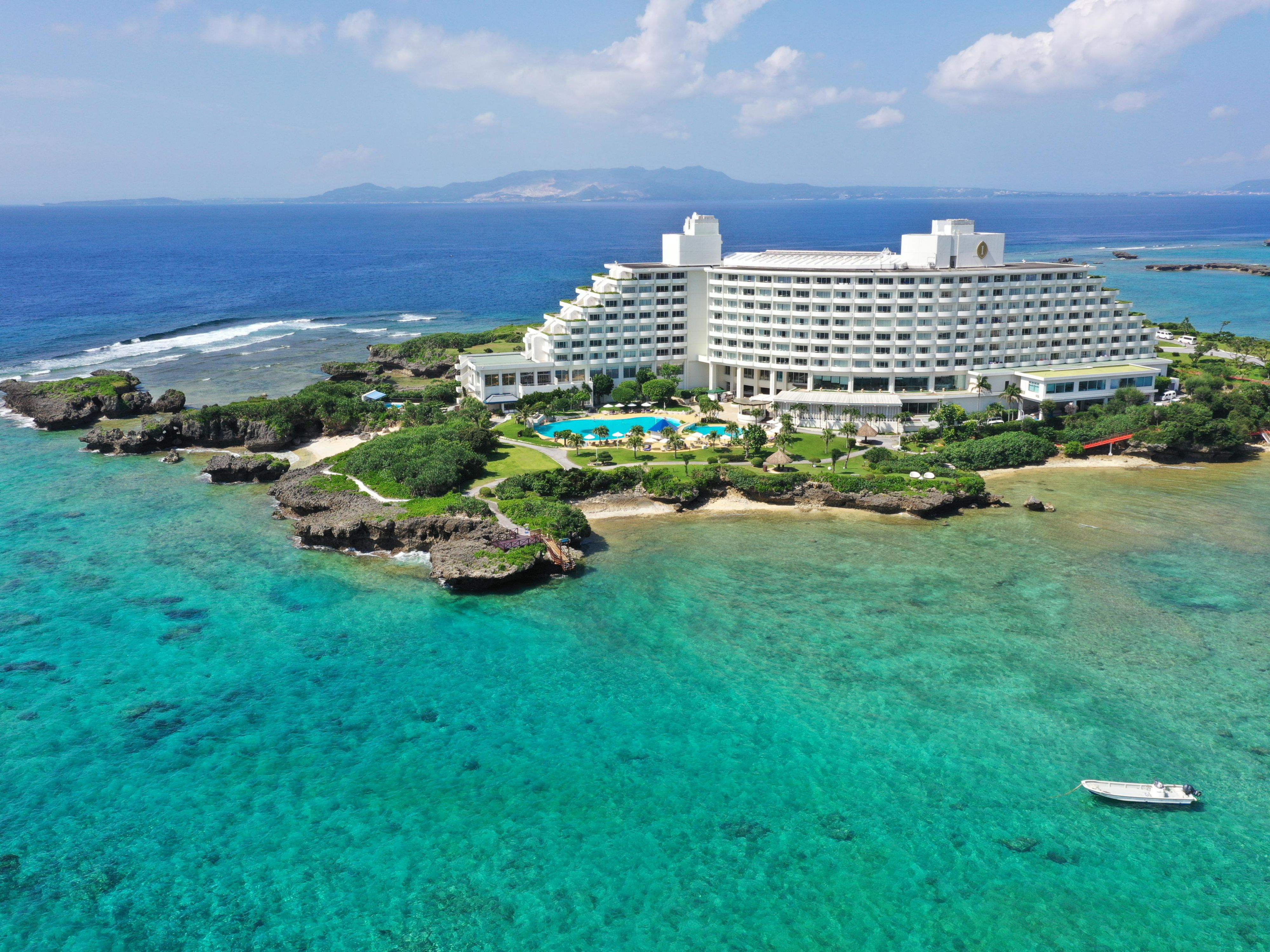 Top 1 Hotels In Okinawa An By Ihg