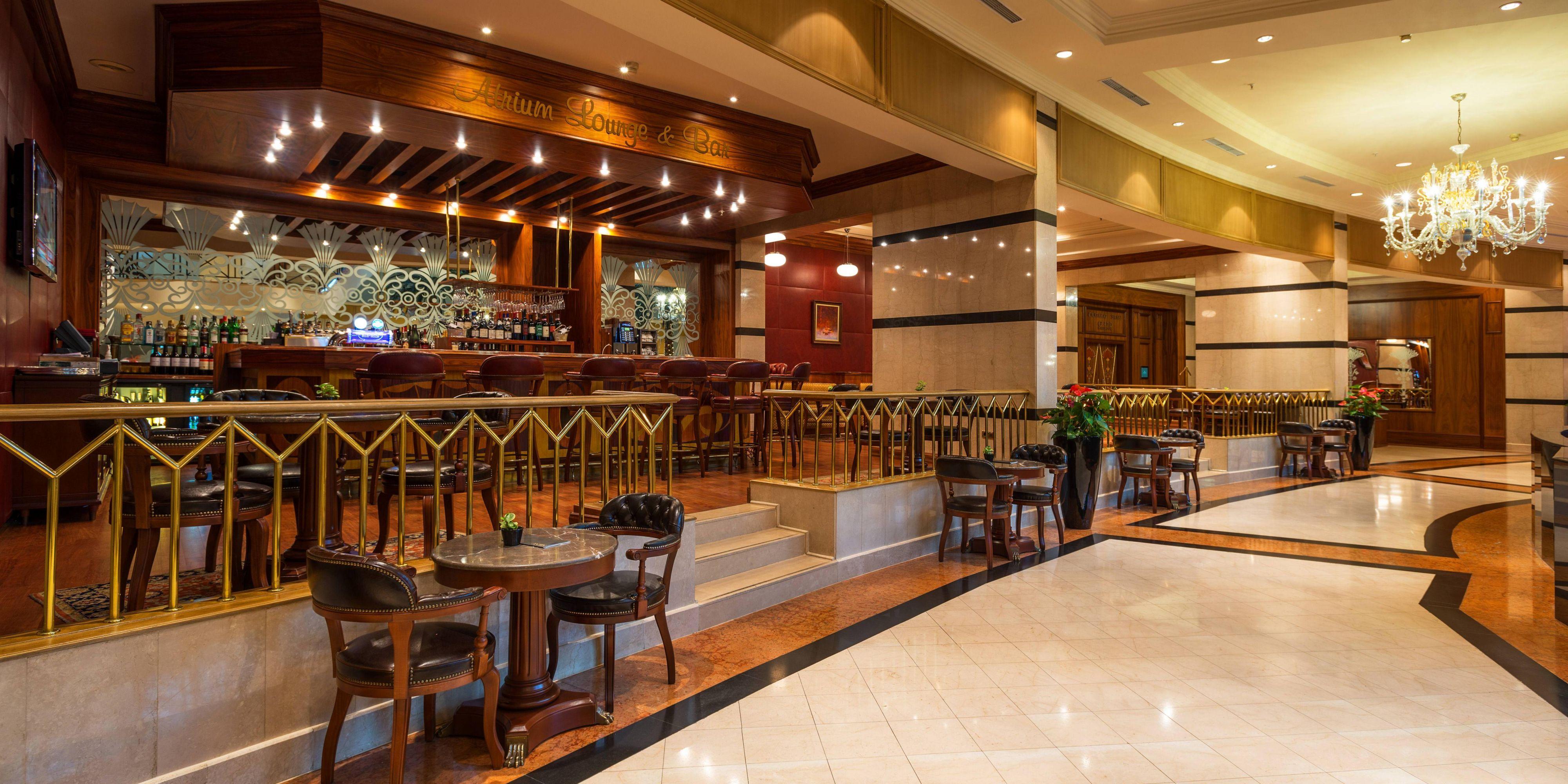Luxury Hotels Almaty InterContinental Almaty