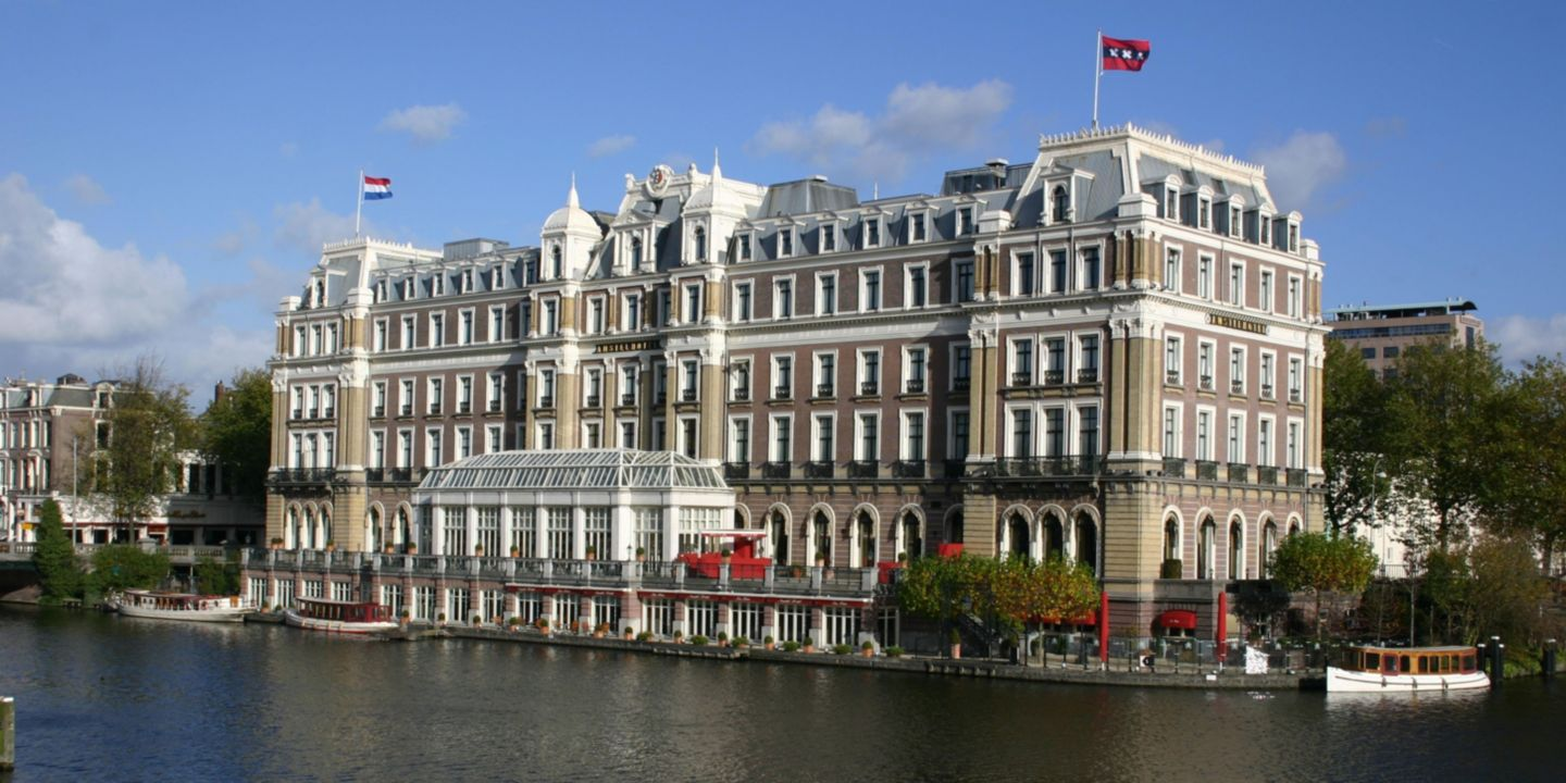 Intercontinental Amstel Amsterdam Luxushotels In