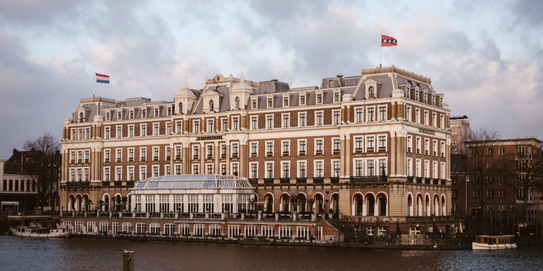 Luxury 5 star hotels intercontinental amstel amsterdam - Amstel hotel amsterdam ...