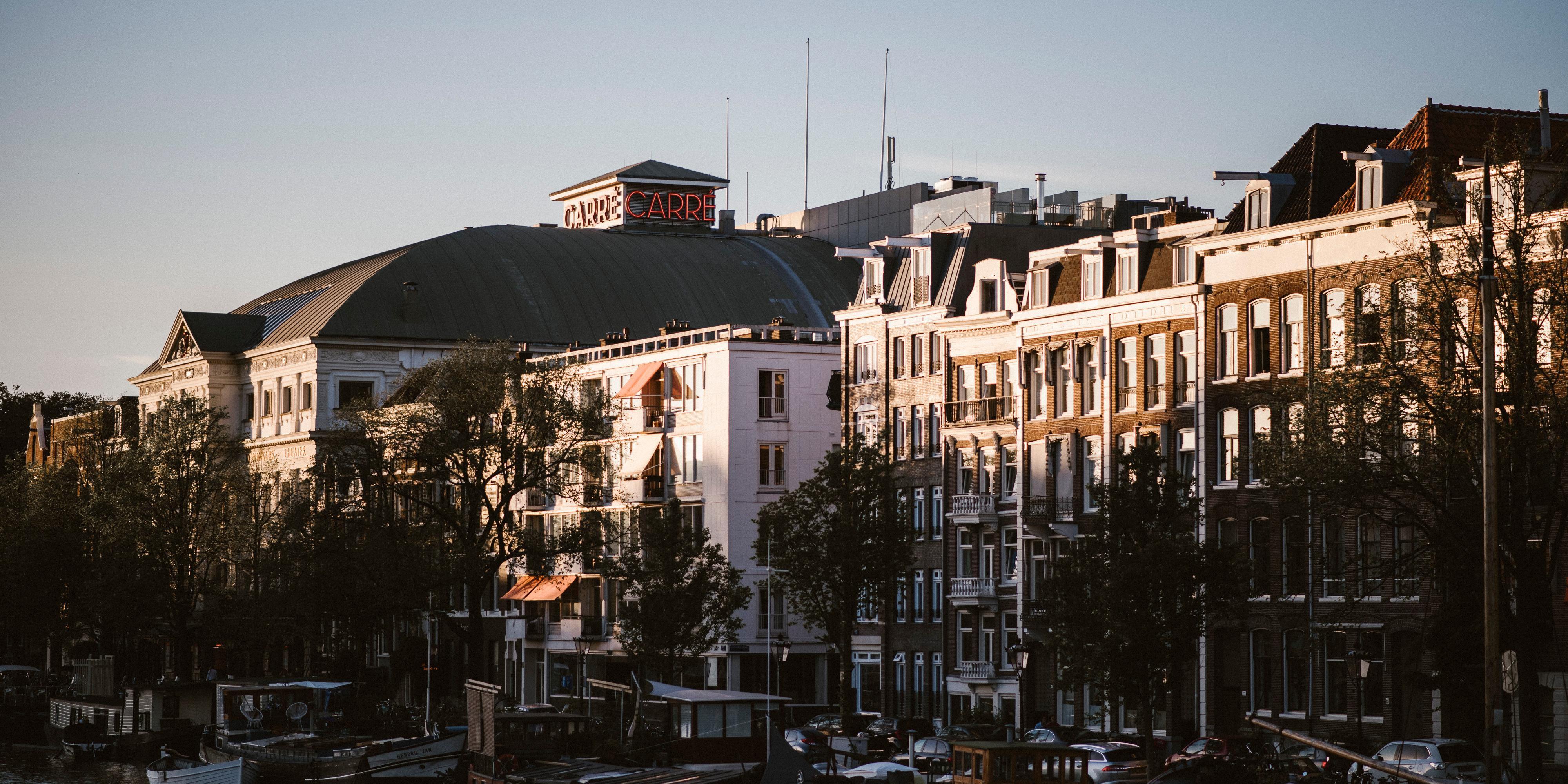 5 Star Luxury Hotel InterContinental Amstel Amsterdam Netherlands