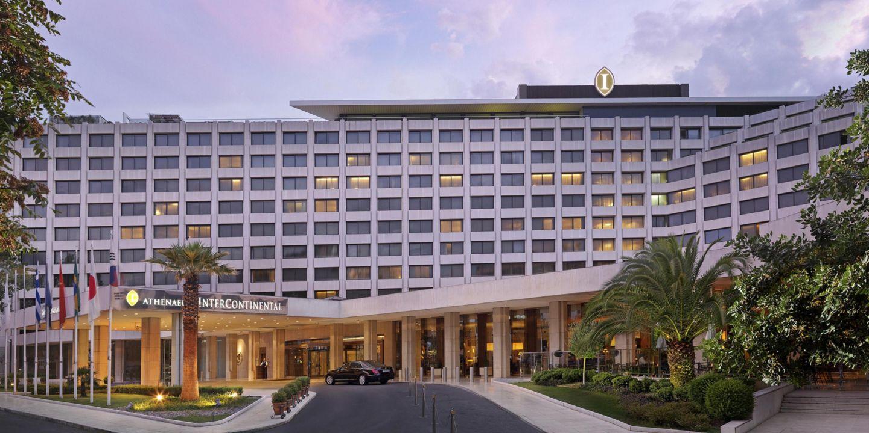 Case study InterContinental Hotels Group (IHG)