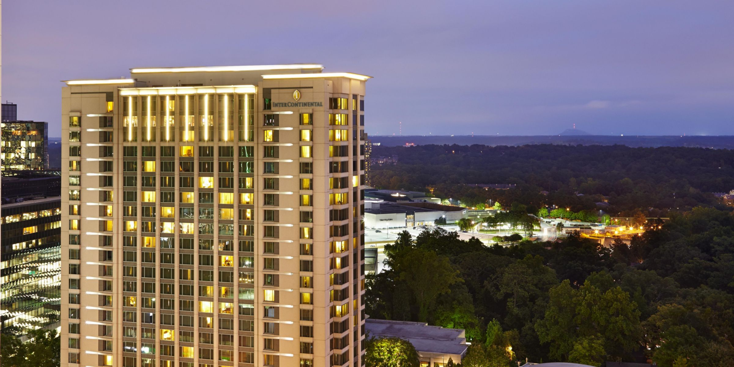 InterContinental Buckhead Atlanta - Luxushotels in Atlanta, Georgia