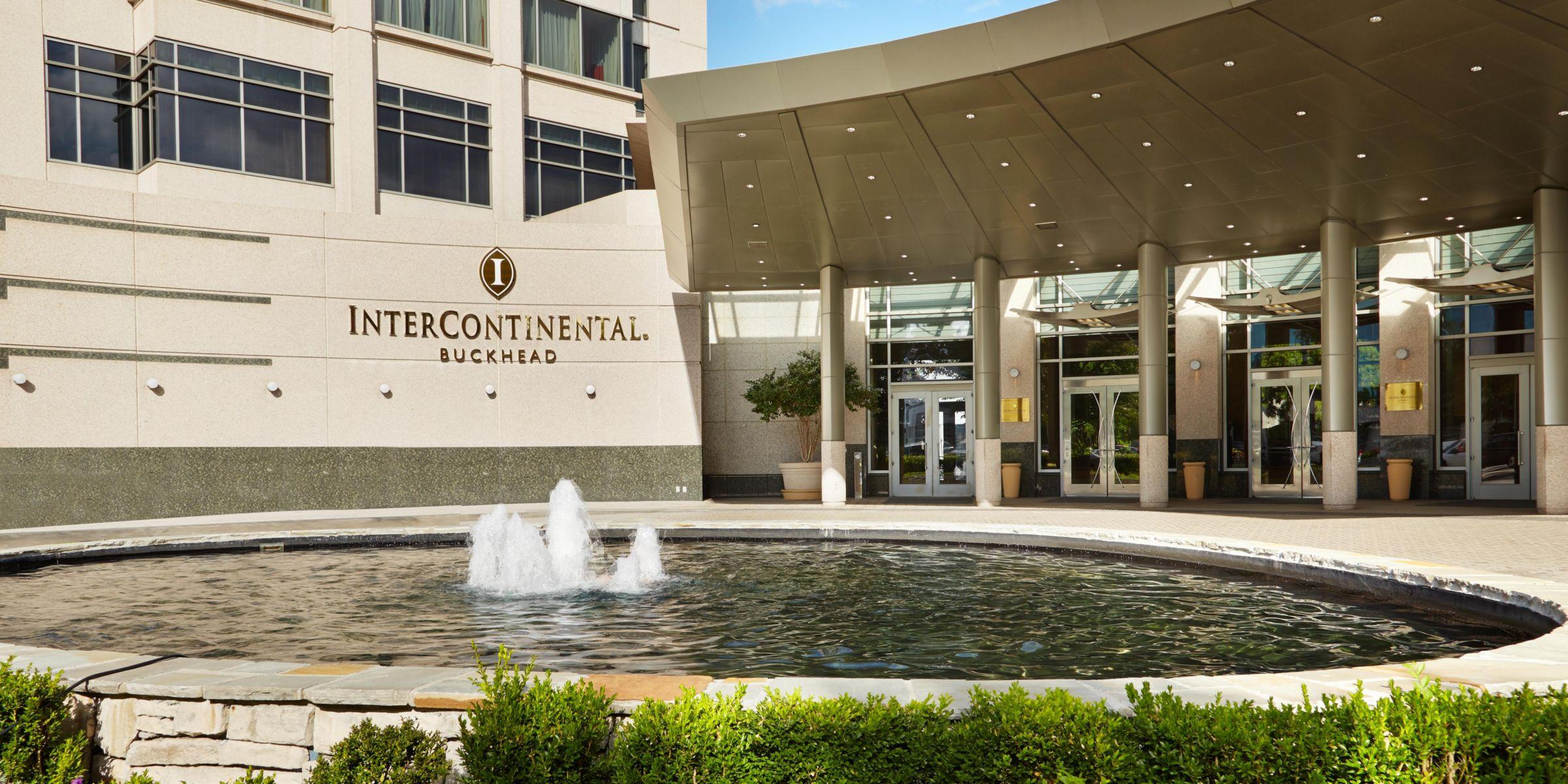 Buckhead Atlanta Hotel Intercontinental Ga Luxury