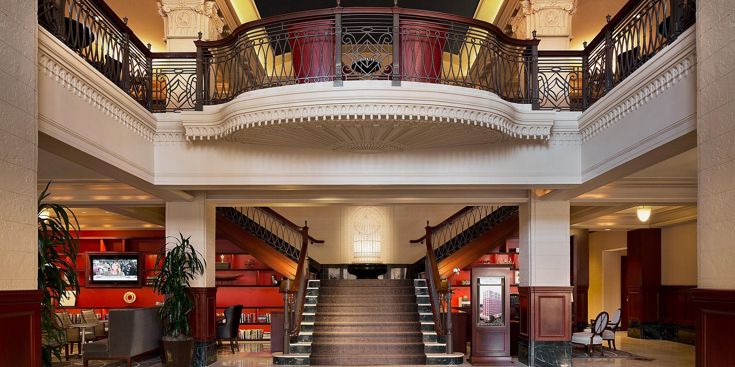 Luxury Downtown Austin Hotels | InterContinental Stephen F