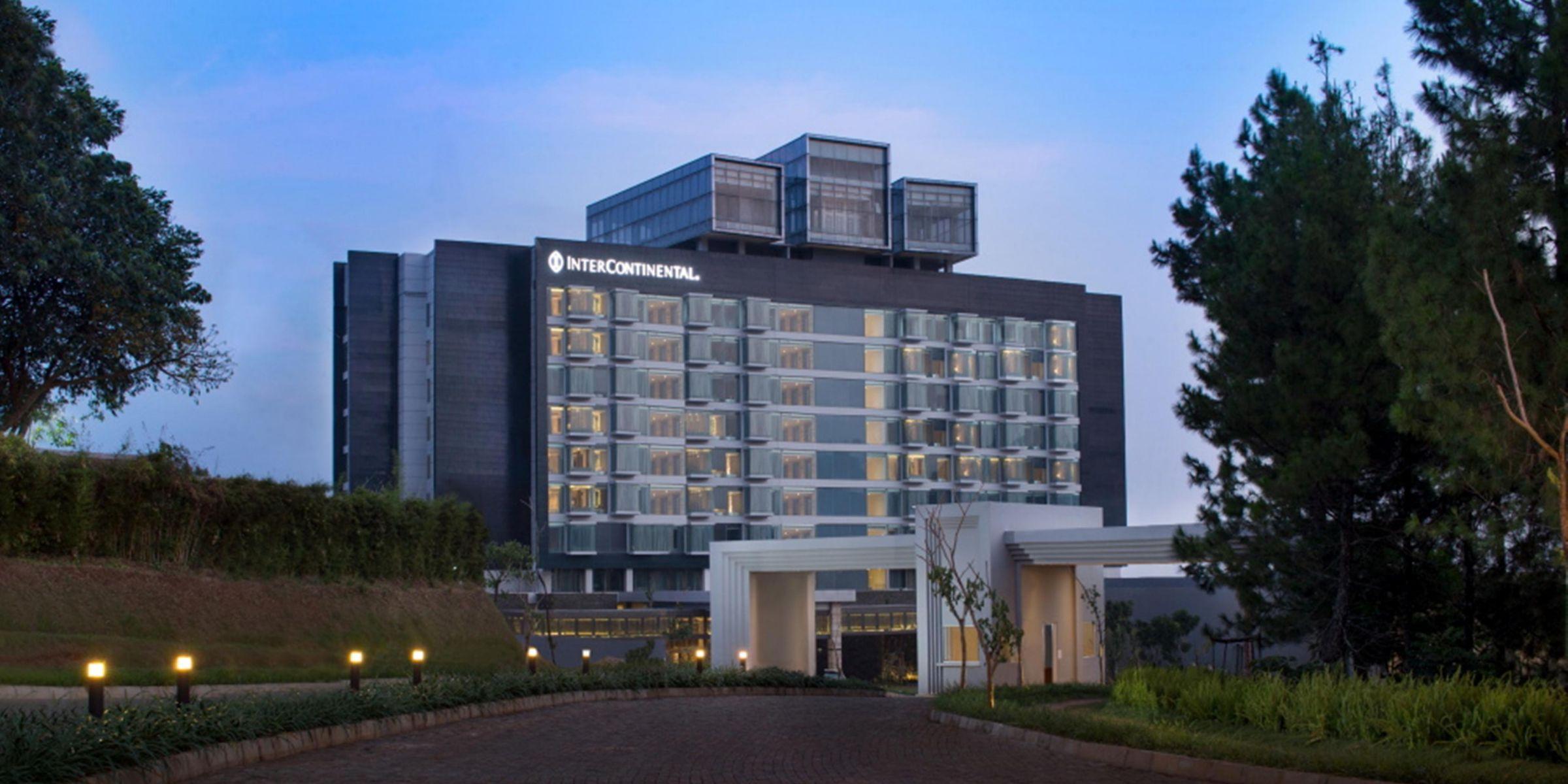 Intercontinental Bandung Dago Pakar Bandung