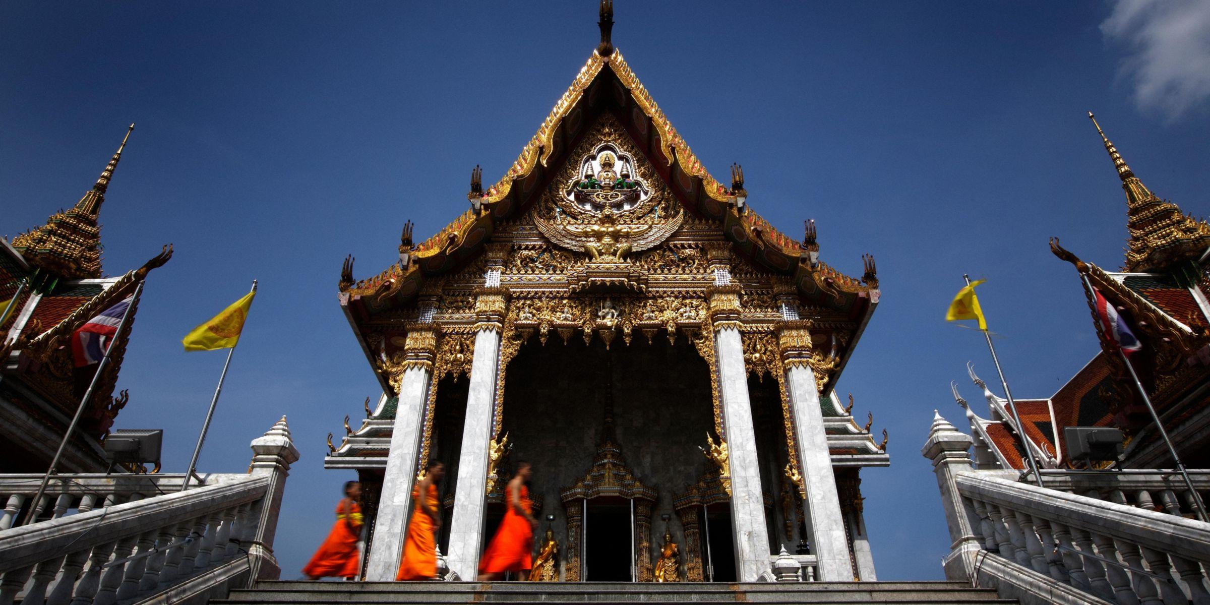 InterContinental Bangkok - Hotel in Bangkok Thailand by IHG