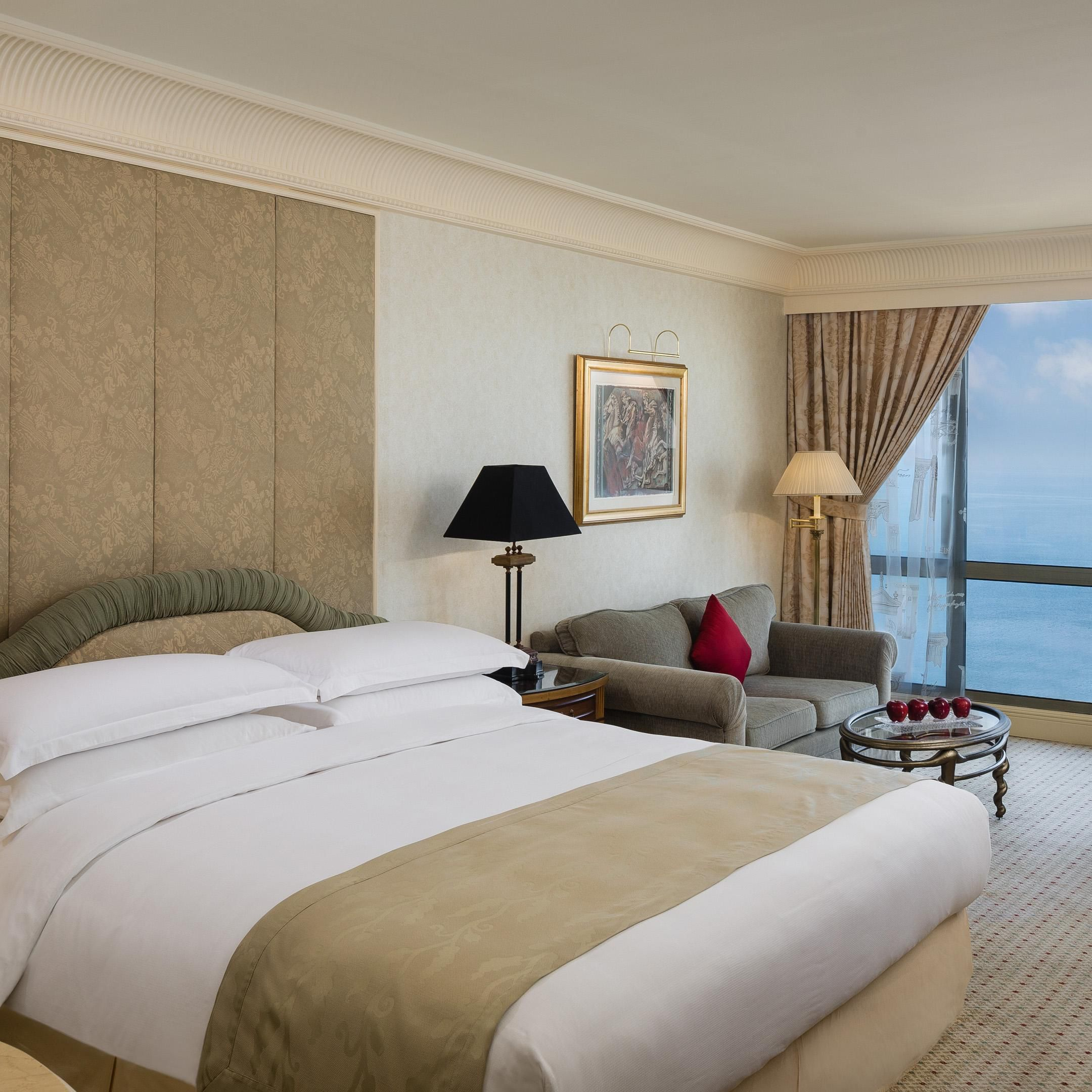 Beirut Hotels InterContinental Phoenicia Hotel In