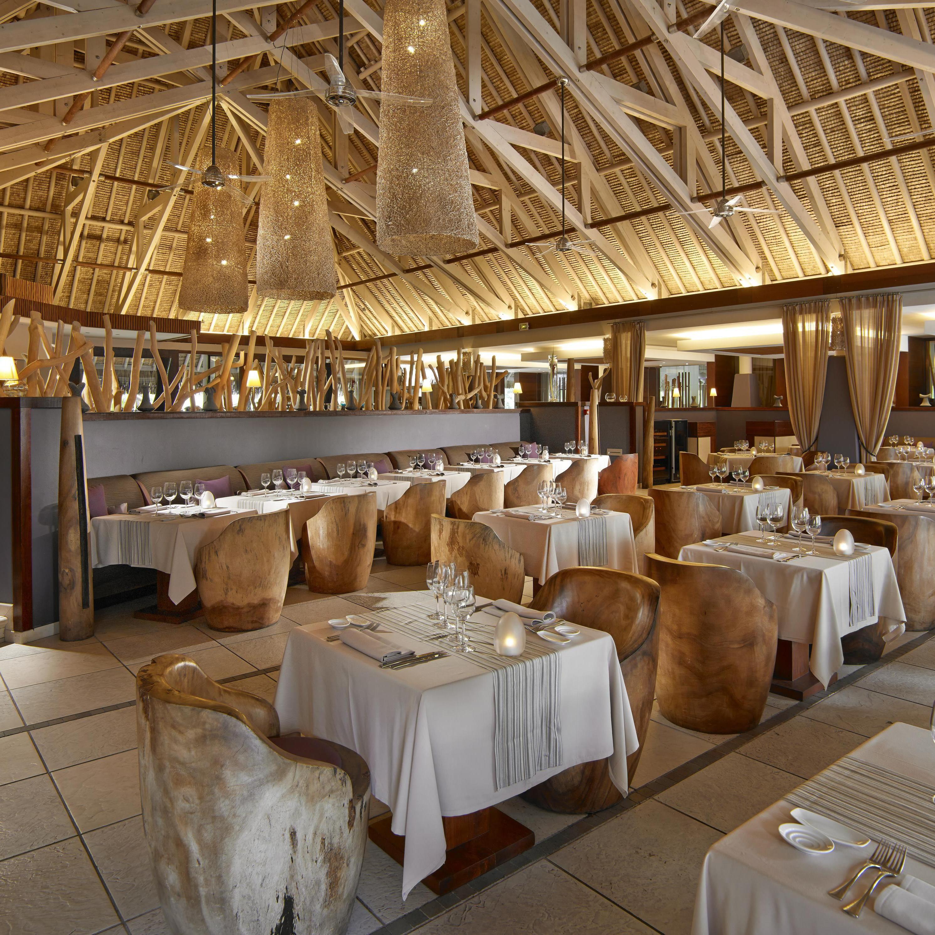 Bora Bora Hotel and Resort InterContinental Thalasso Spa Hotel