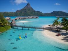 InterContinental Bora Bora Resort Thalasso Spa in Bora Bora, French Polynesia