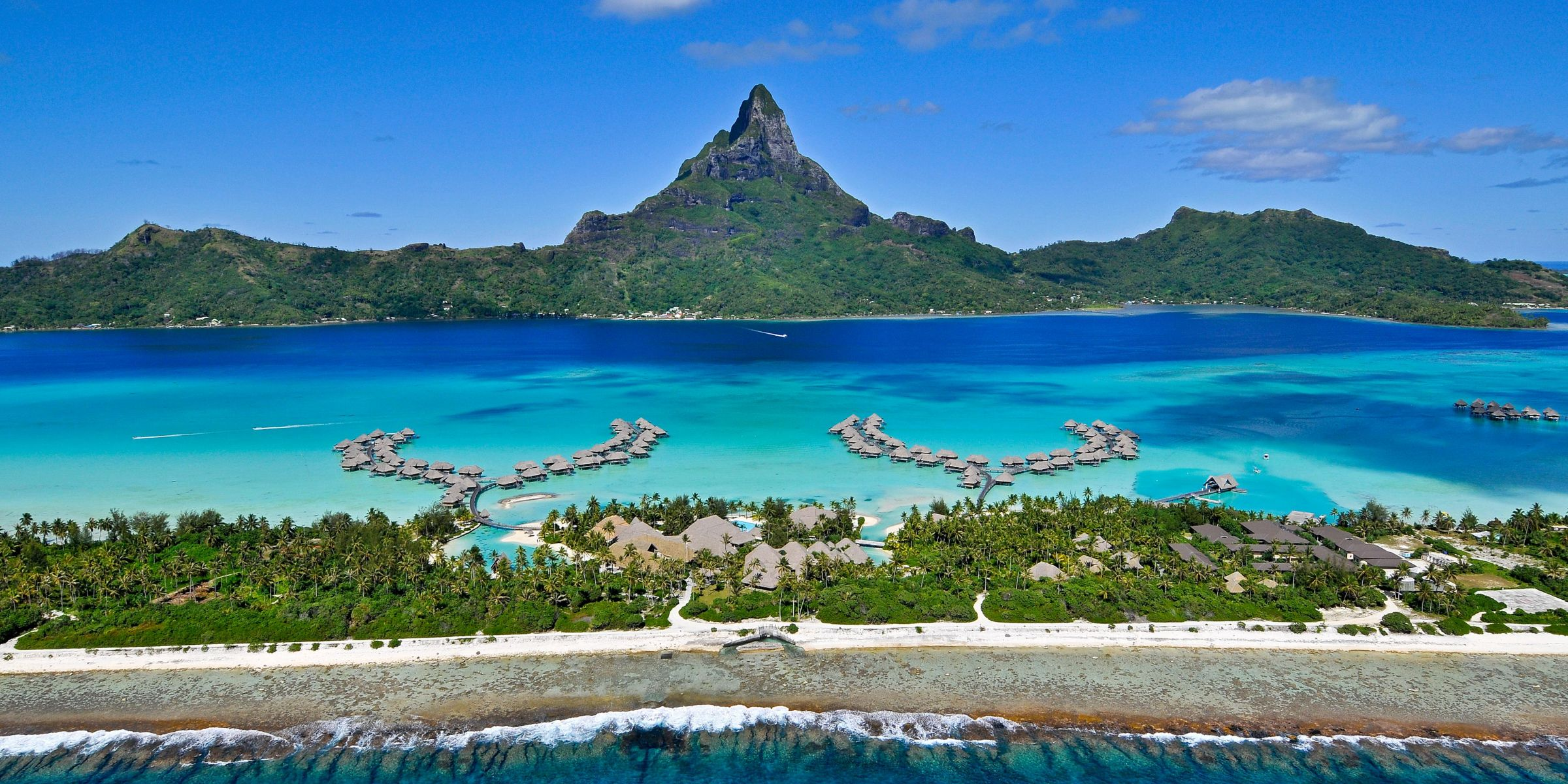Bora Bora Hotel and Resort - InterContinental Thalasso Spa Hotel
