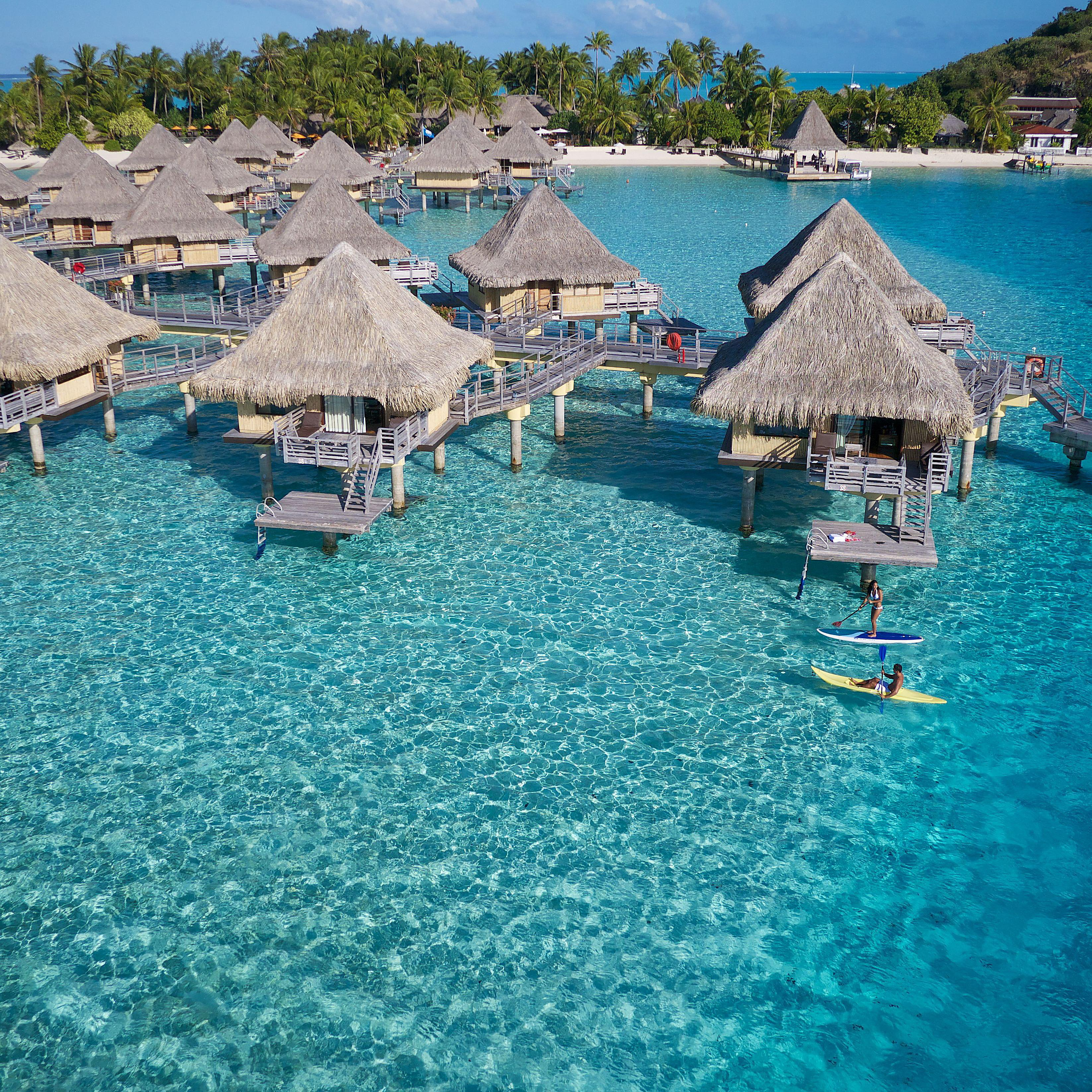 Intercontinental Le Moana Bora Bora Bora Bora