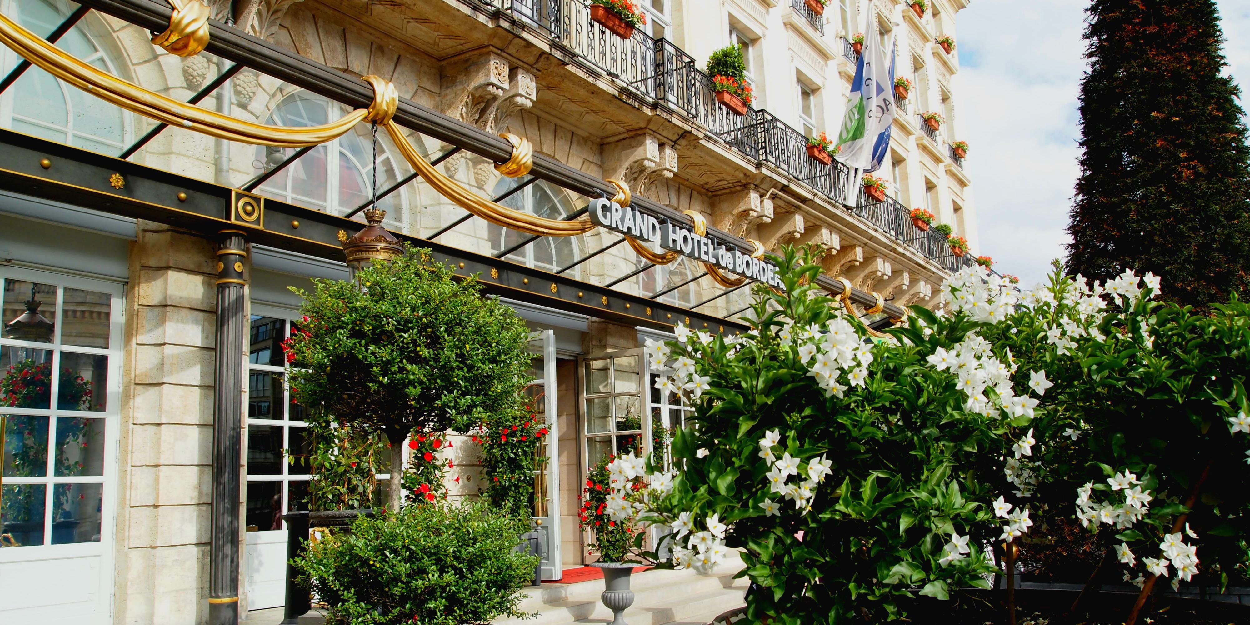 InterContinental Bordeaux Le Grand Hotel Bordeaux
