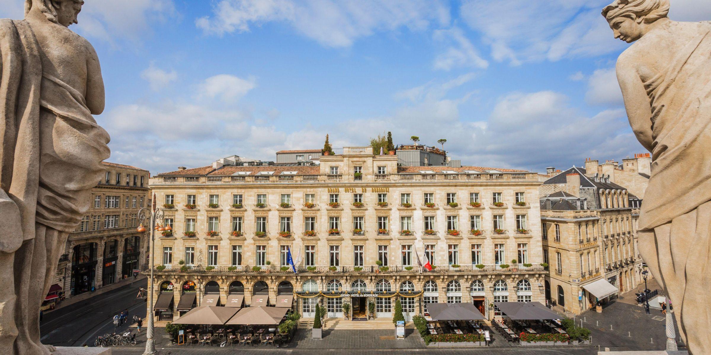 intercontinental bordeaux le grand hotel bordeaux インター
