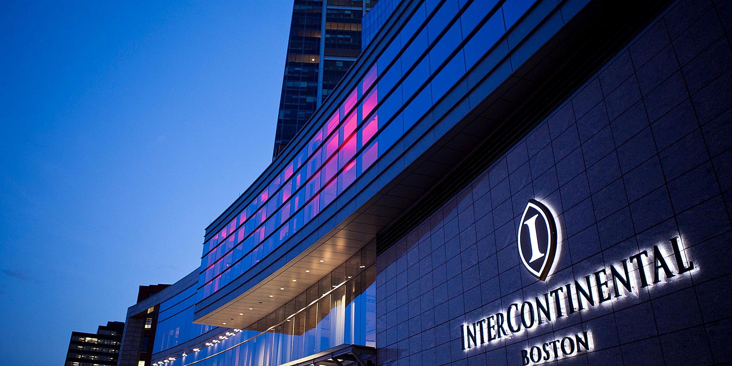 Downtown Boston Luxury Hotels Near Airport