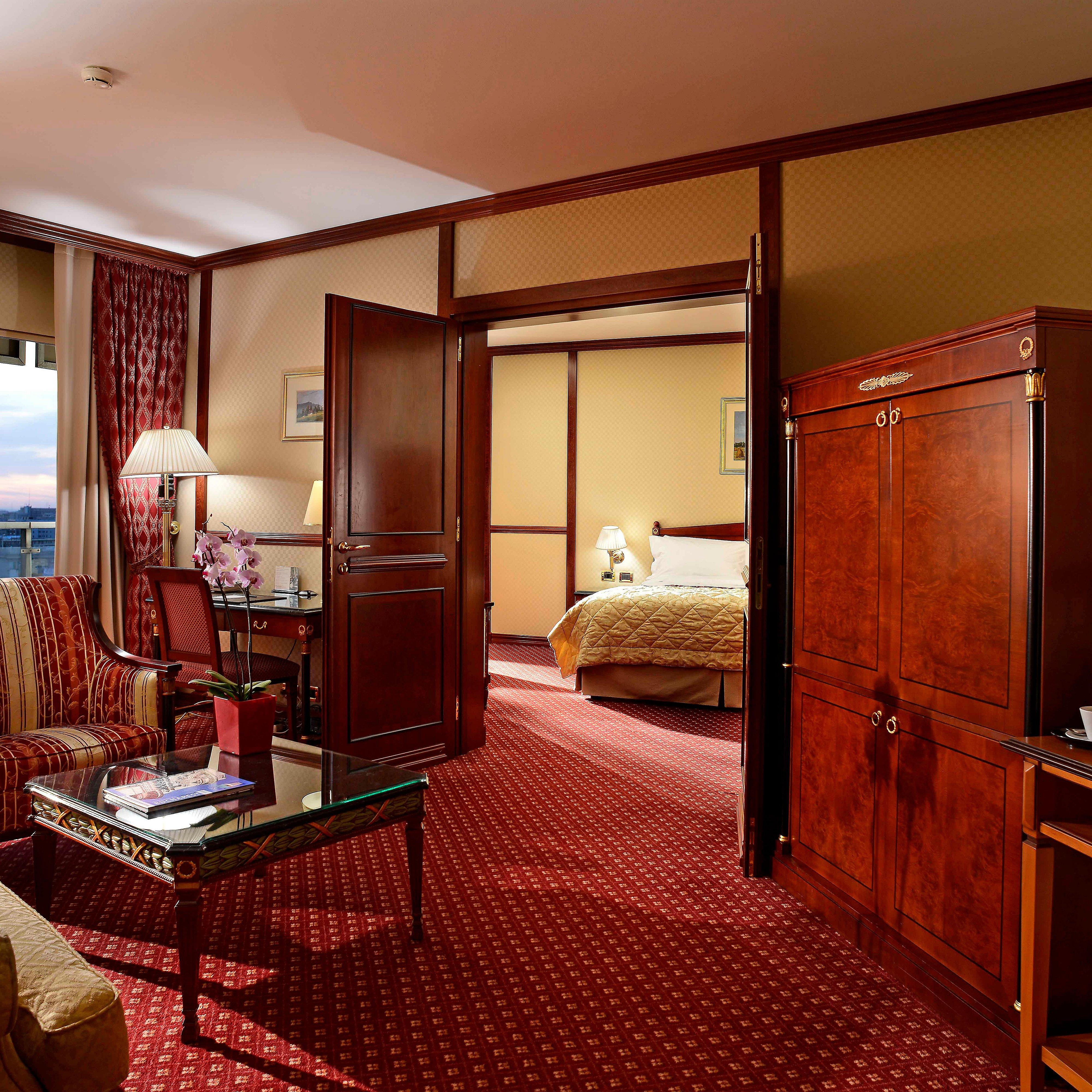 5 Star Hotels Bucharest Intercontinental Bucharest