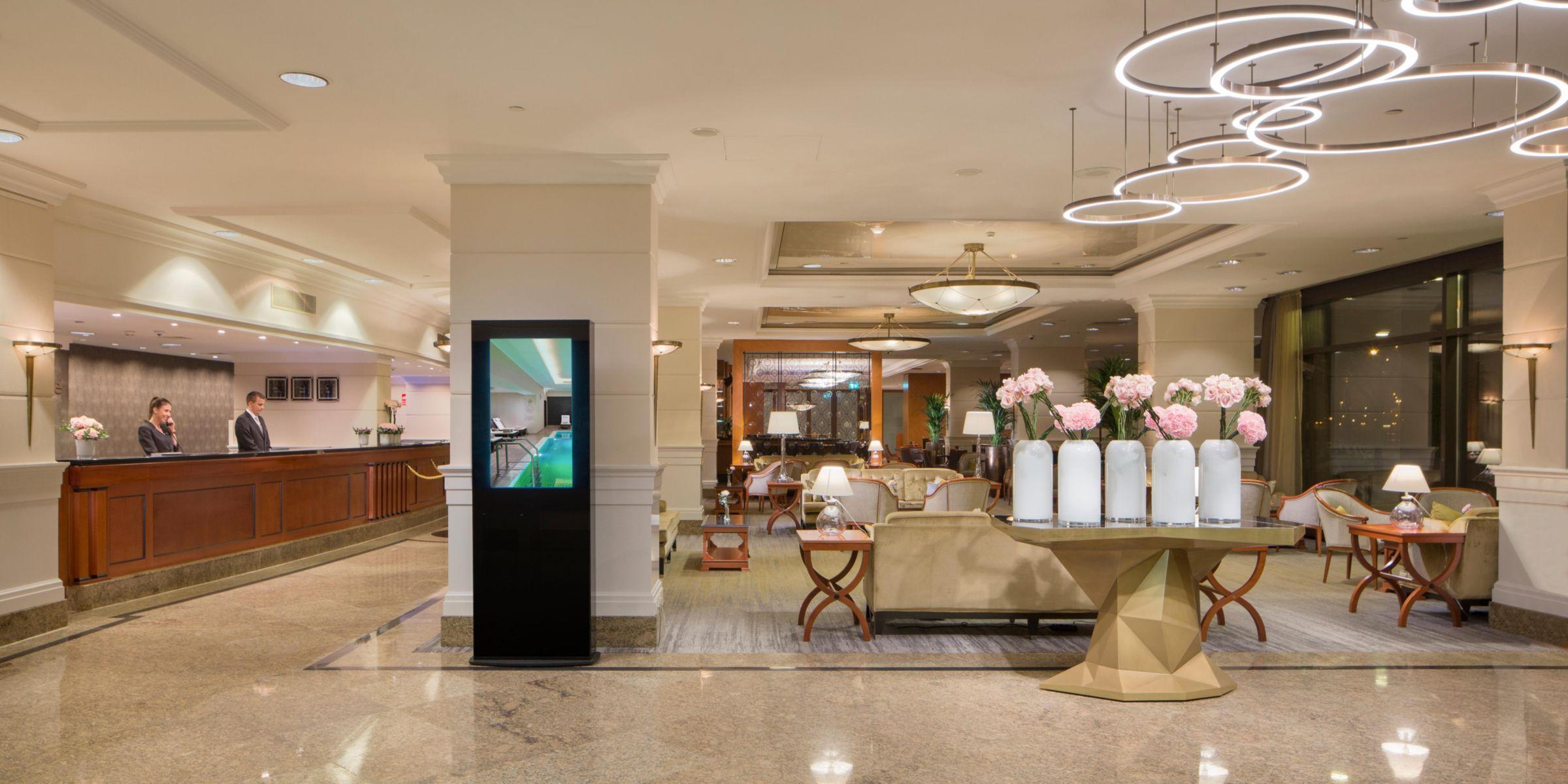 Luxury City Centre Hotel: InterContinental Hotel Budapest