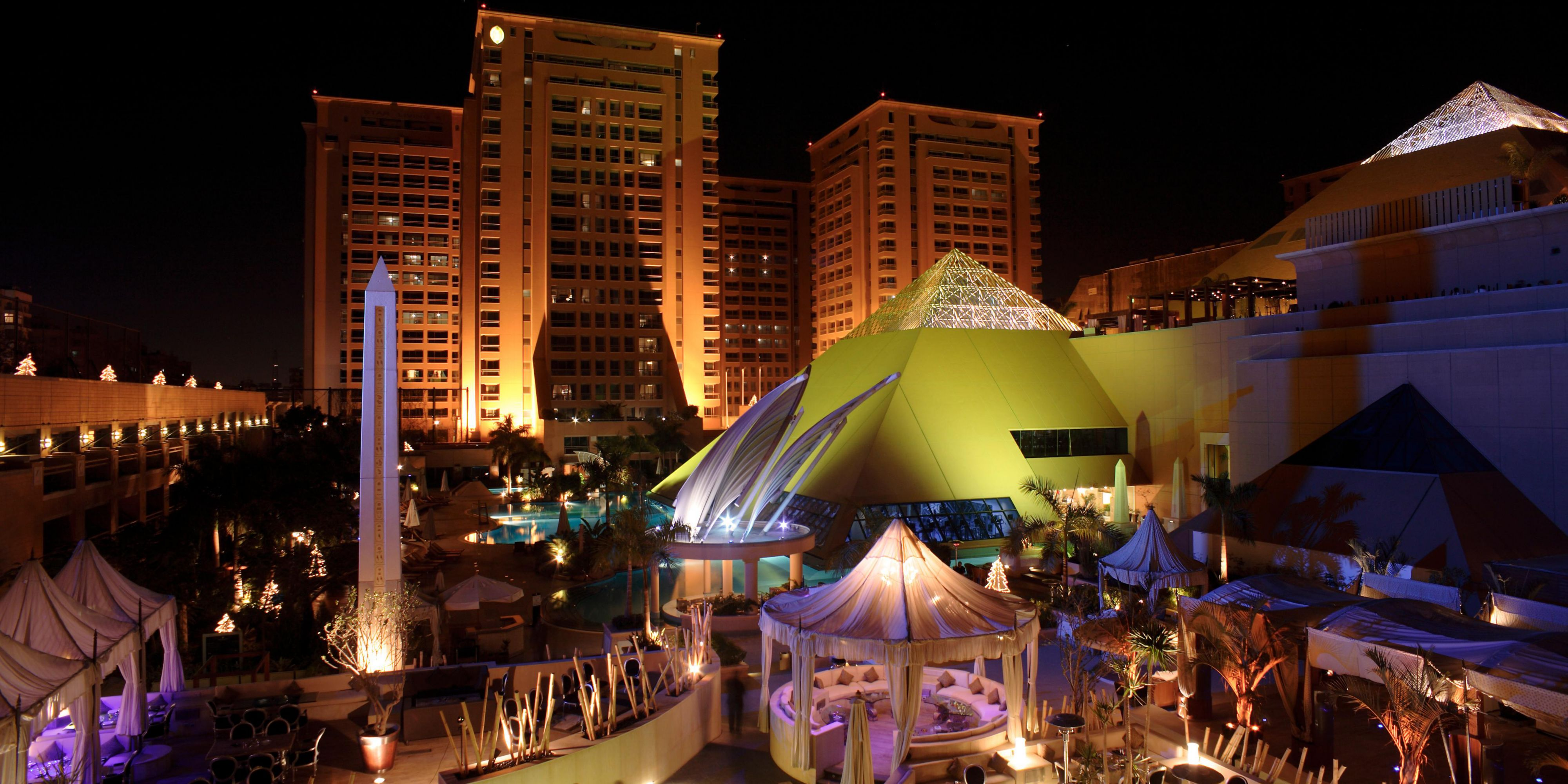 Hotels in Egypt 4 stars
