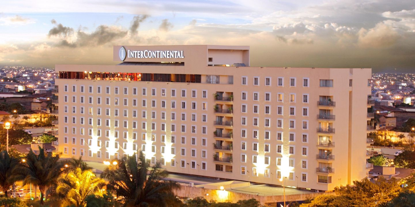 Cali hotels intercontinental cali hotel in cali colombia for Hotel international