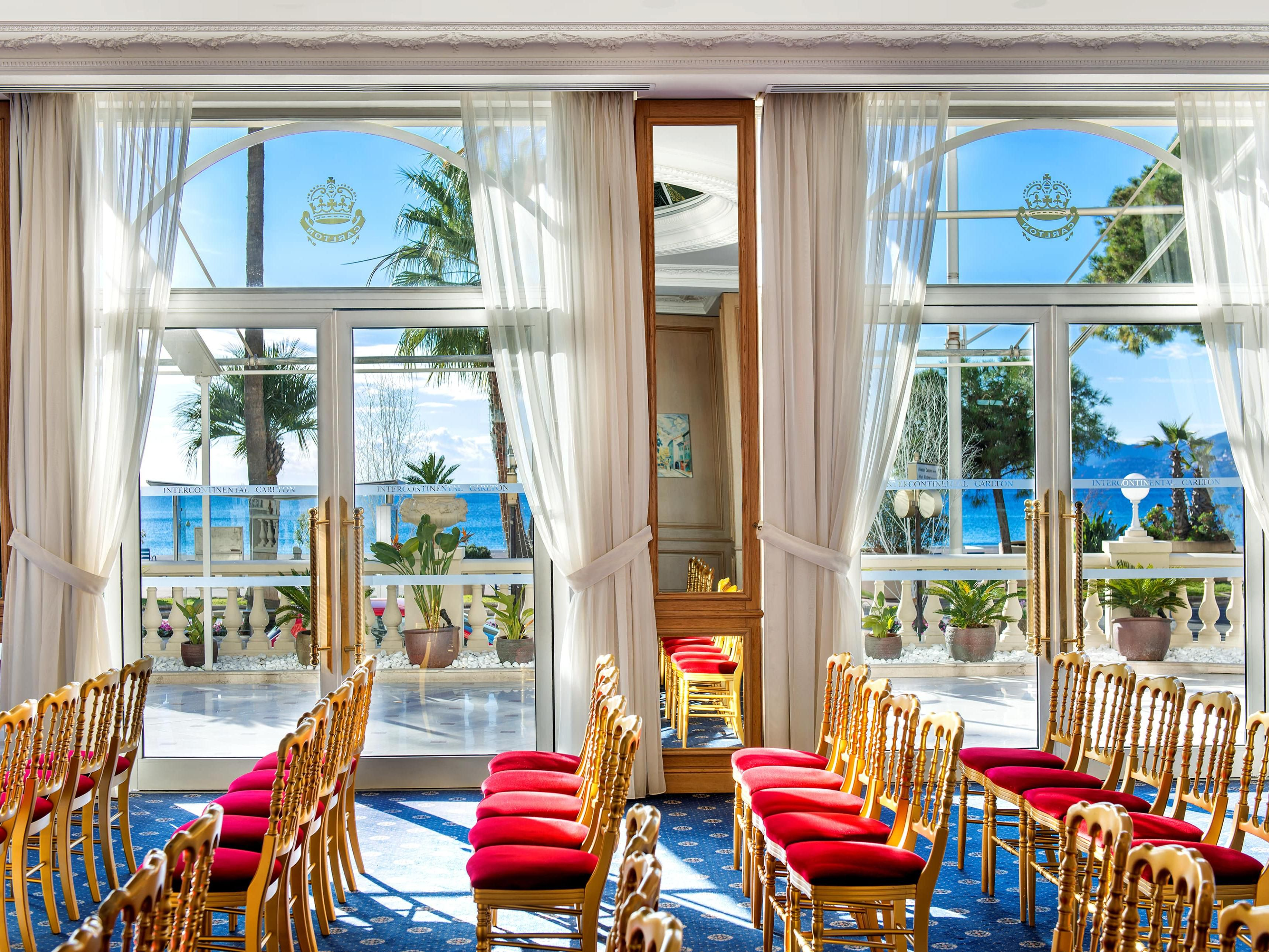 Renovation Cuisine Cannes intercontinental carlton cannes | cannes luxury beach hotel