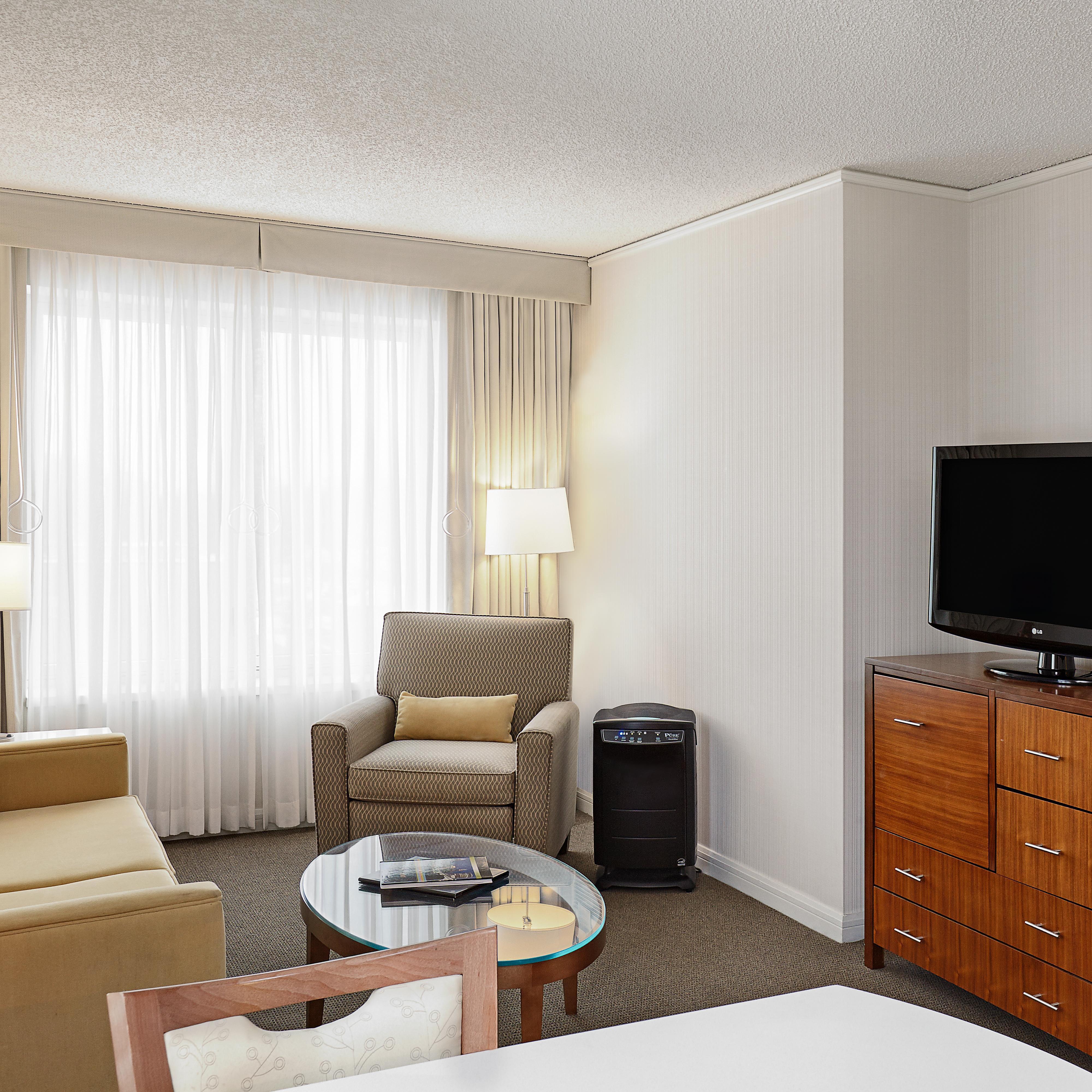 InterContinental Suites Hotel Cleveland - Cleveland Ohio