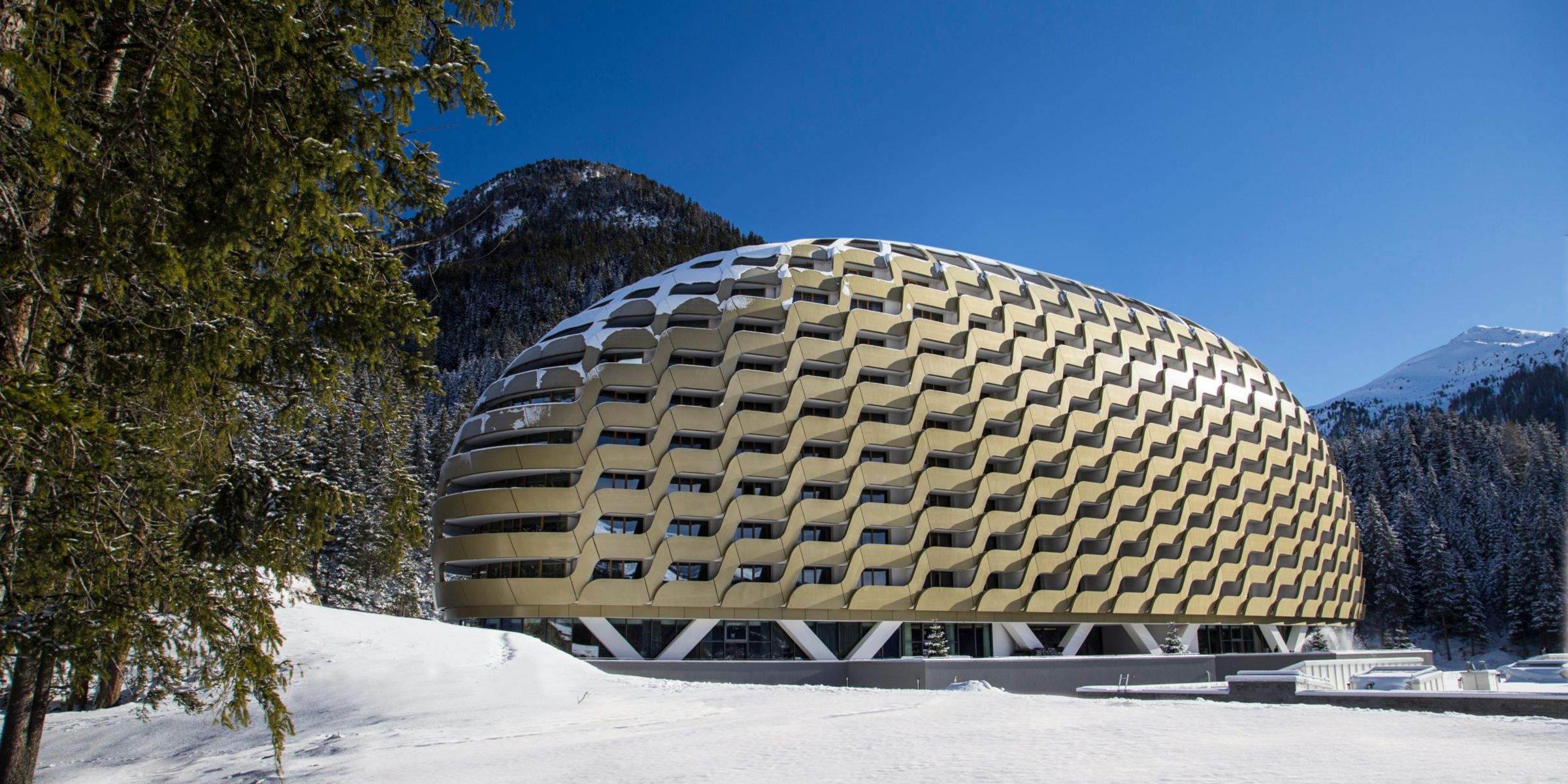 Hotel Welcome To The Intercontinental Davos