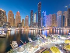 InterContinental Dubai Marina in Dubai, United Arab Emirates