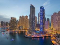 InterContinental Hotels Dubai Marina in Dubai, United Arab Emirates