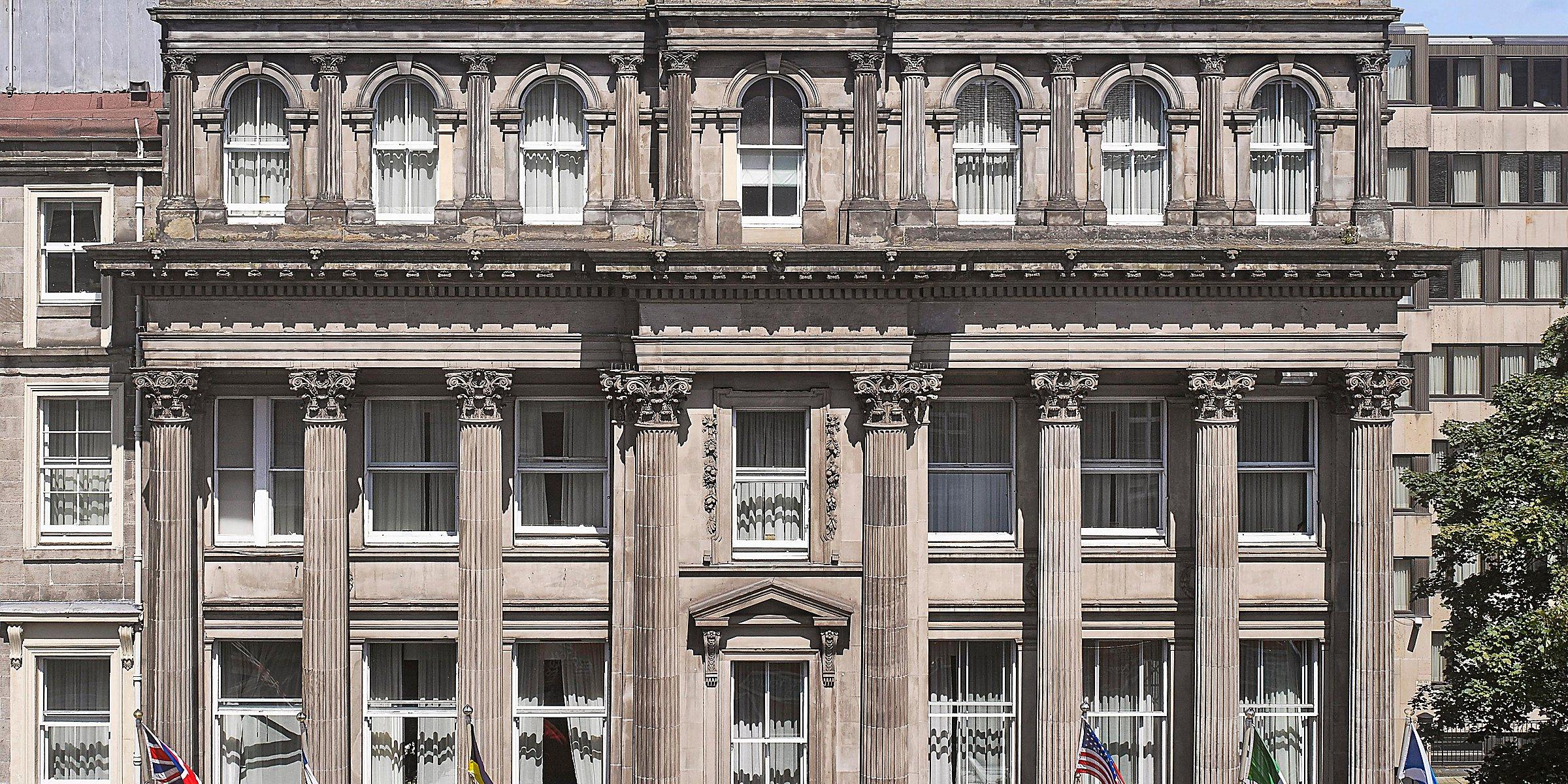 Luxury Hotels In Edinburgh Intercontinental Edinburgh The
