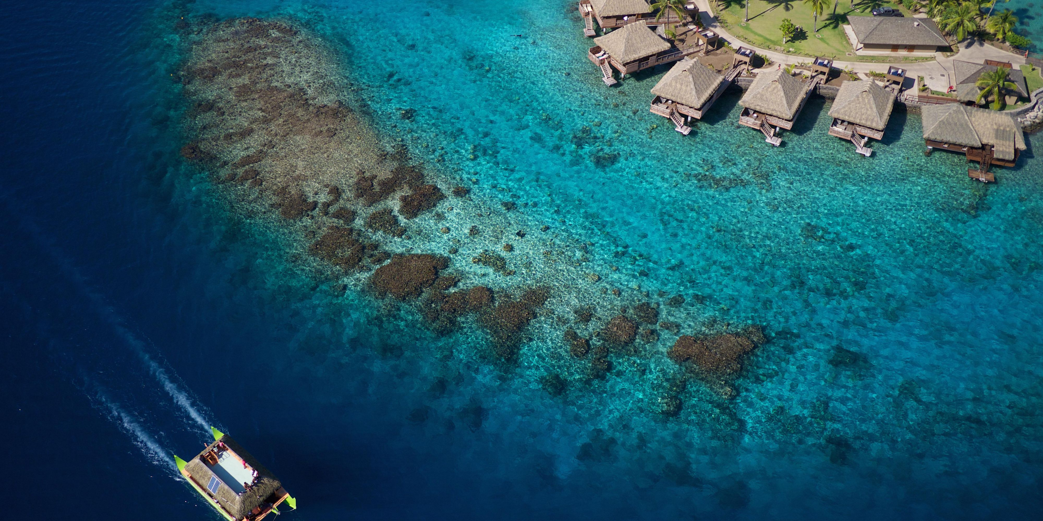 InterContinental Resort Tahiti | Luxury Resort In Faau0027a