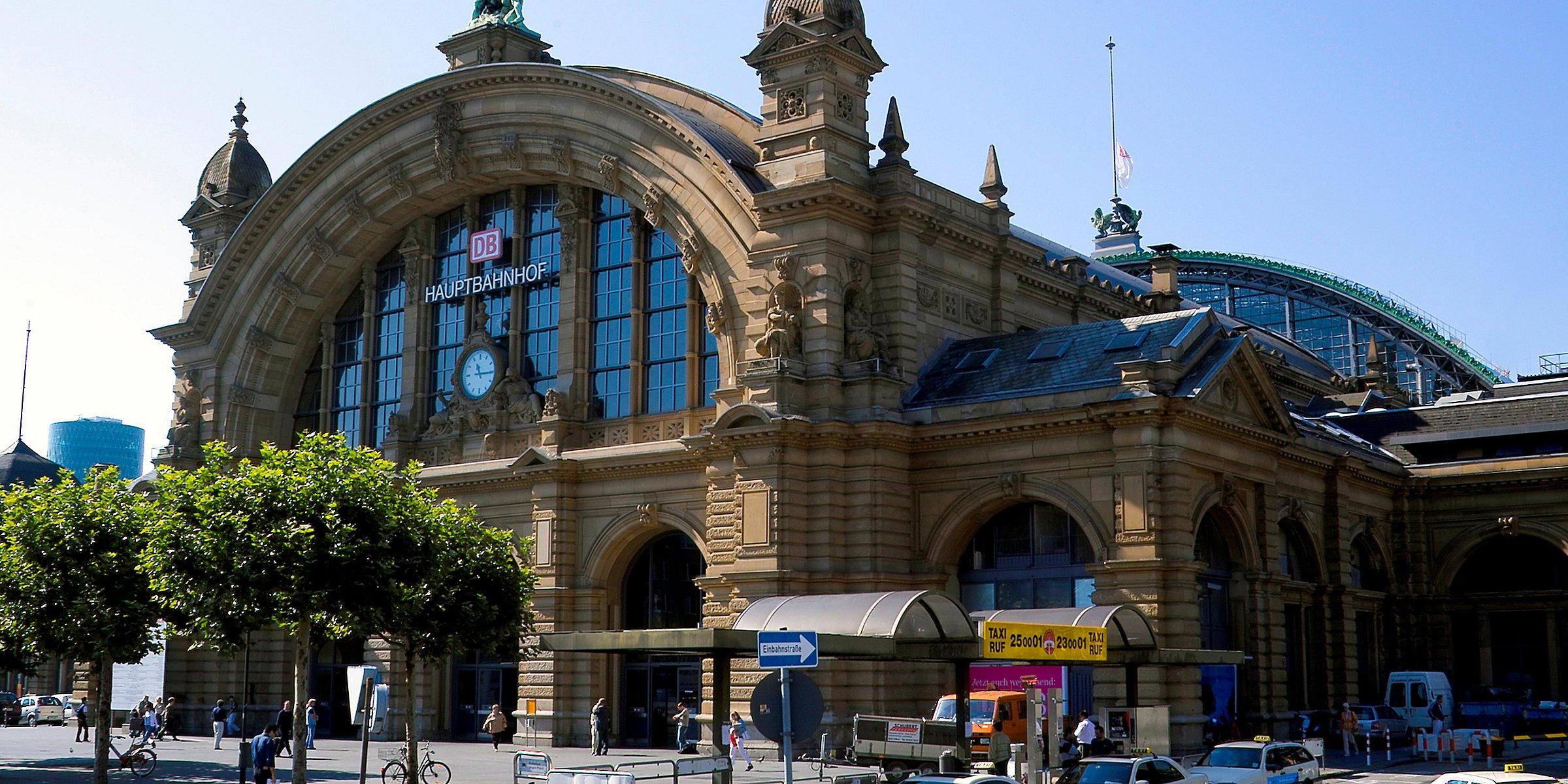 Luxury Hotels in Frankfurt, Germany | InterContinental