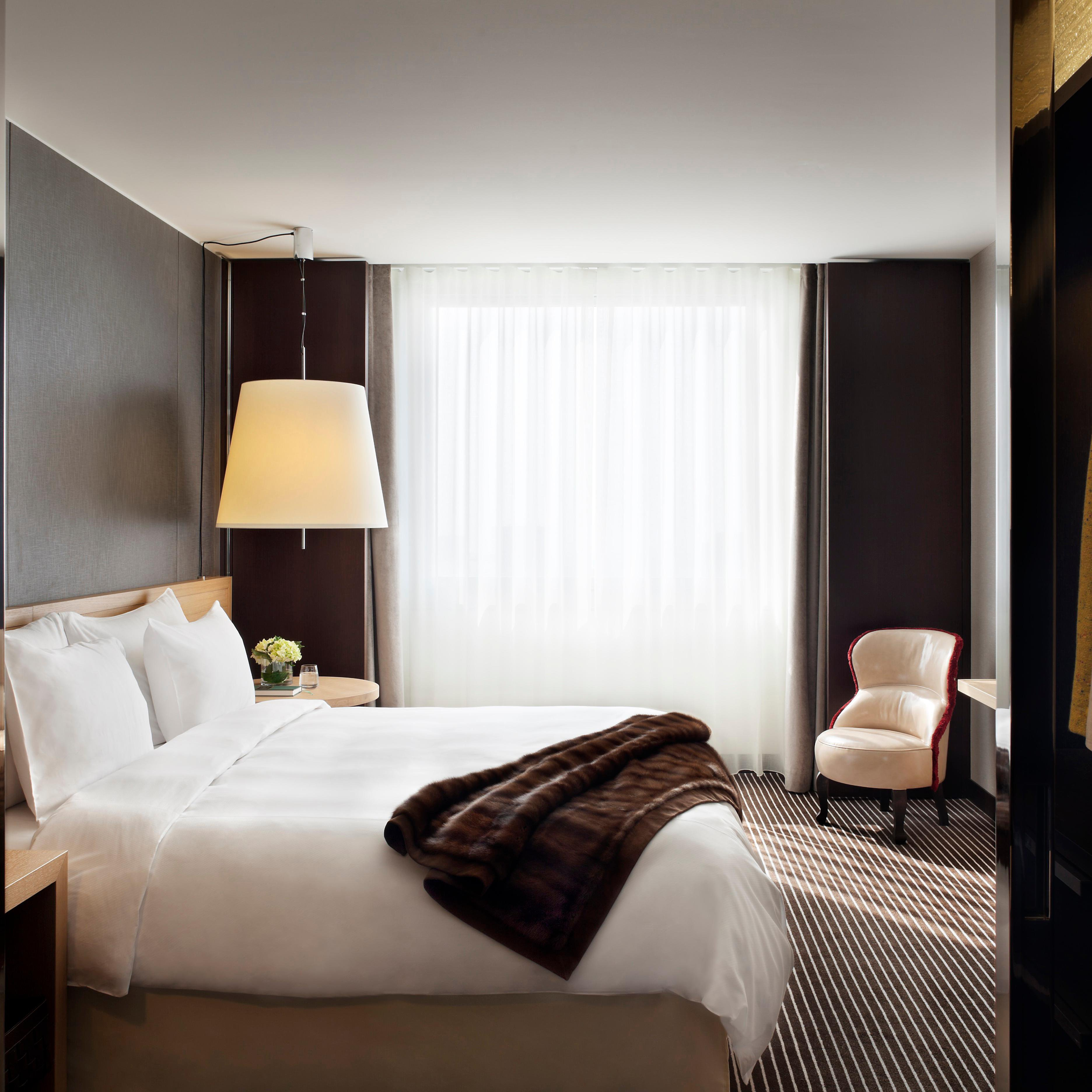 Central Luxury Spa Hotel: InterContinental Hotel Geneva