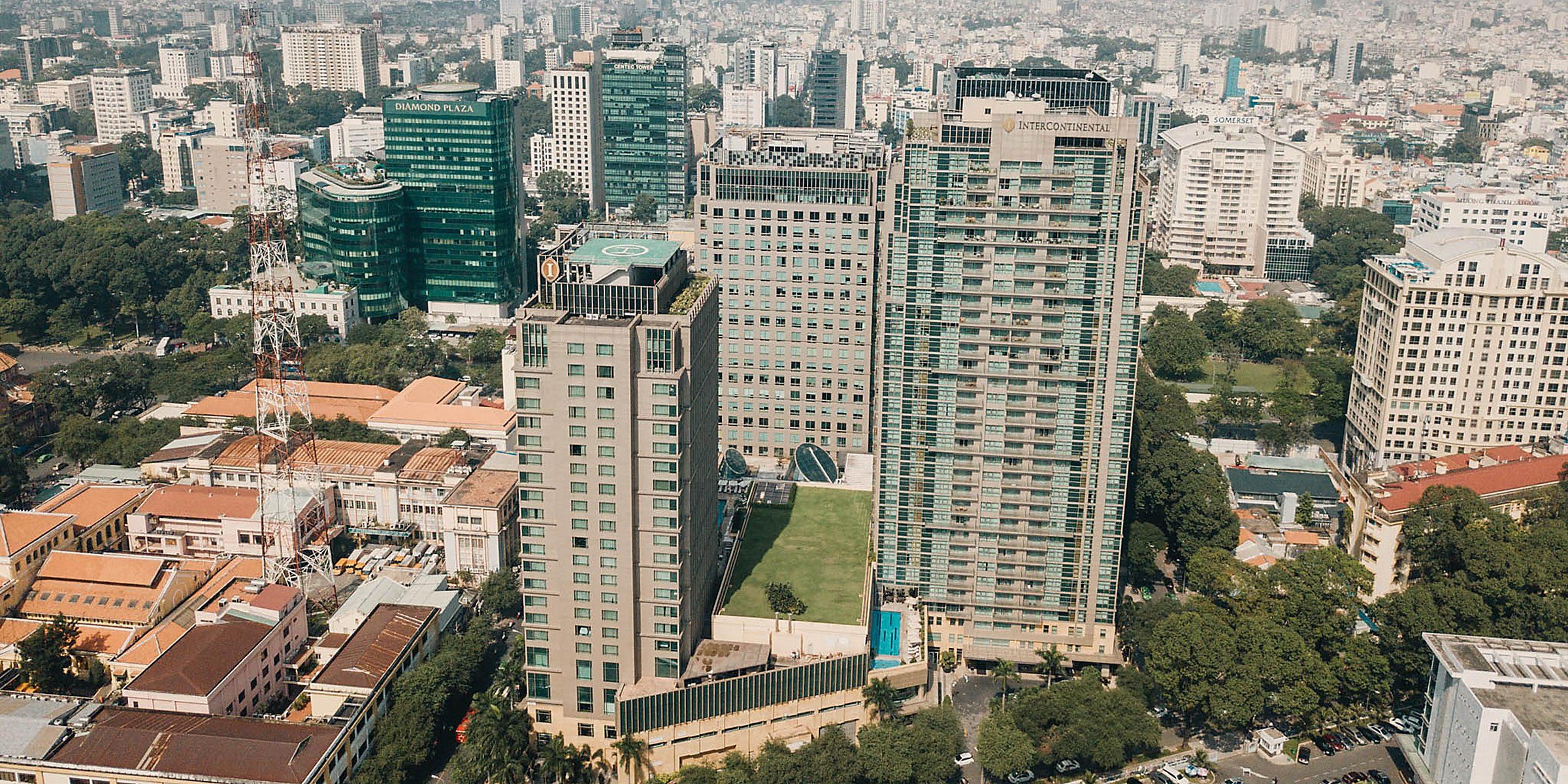 InterContinental Saigon Residences - Ho Chi Minh, Saigon