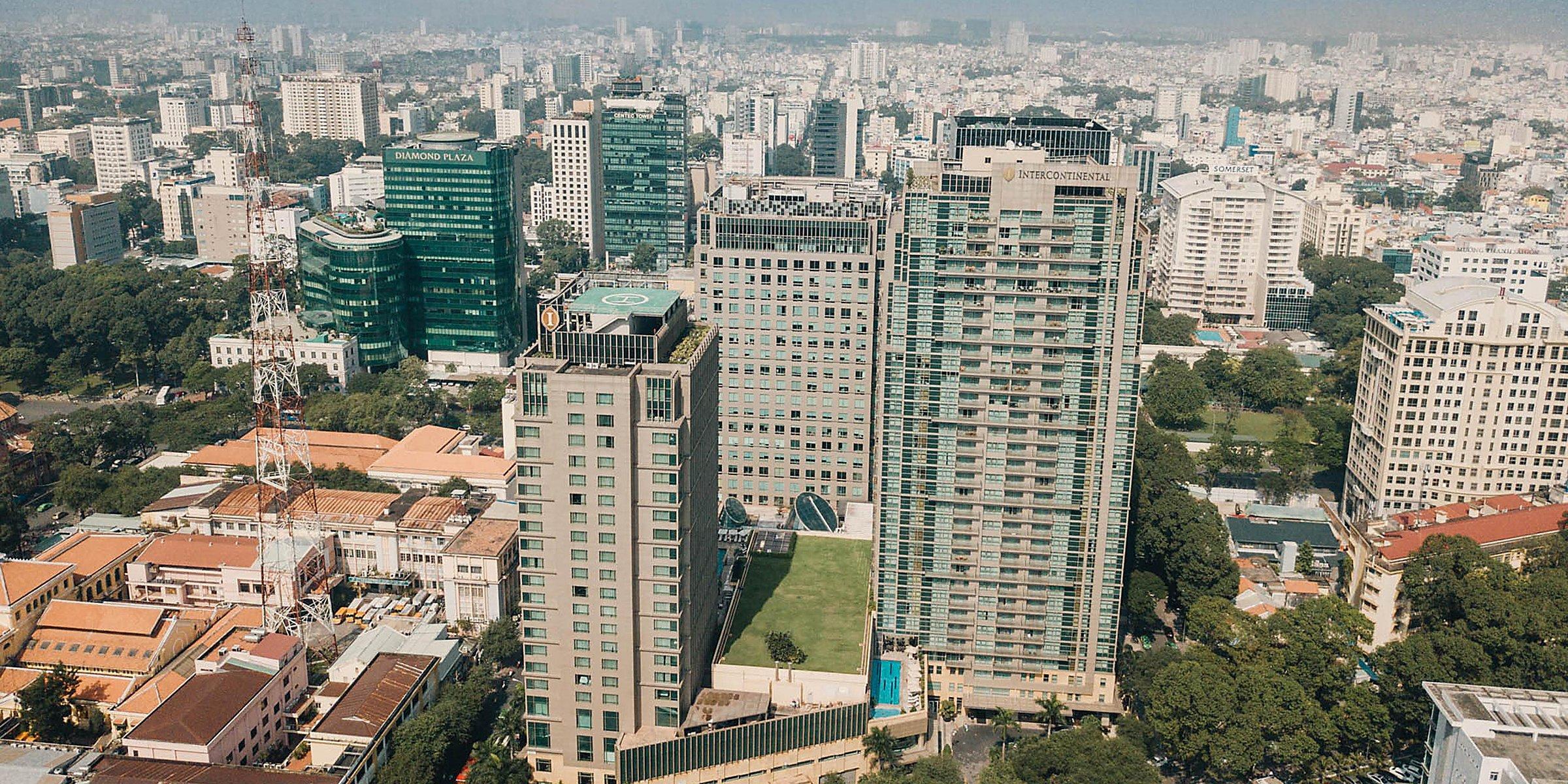 InterContinental Saigon - Ho Chi Minh City