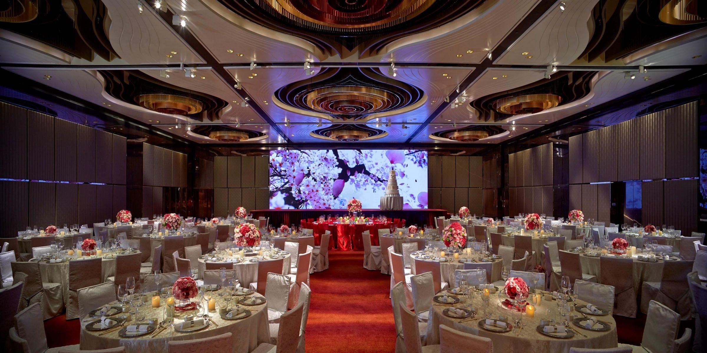 Intercontinental hong kong hotel meeting rooms wedding rentals ballroom classroom setting ballroom chinese wedding banquet setting ballroom staircase ballroom junglespirit Image collections