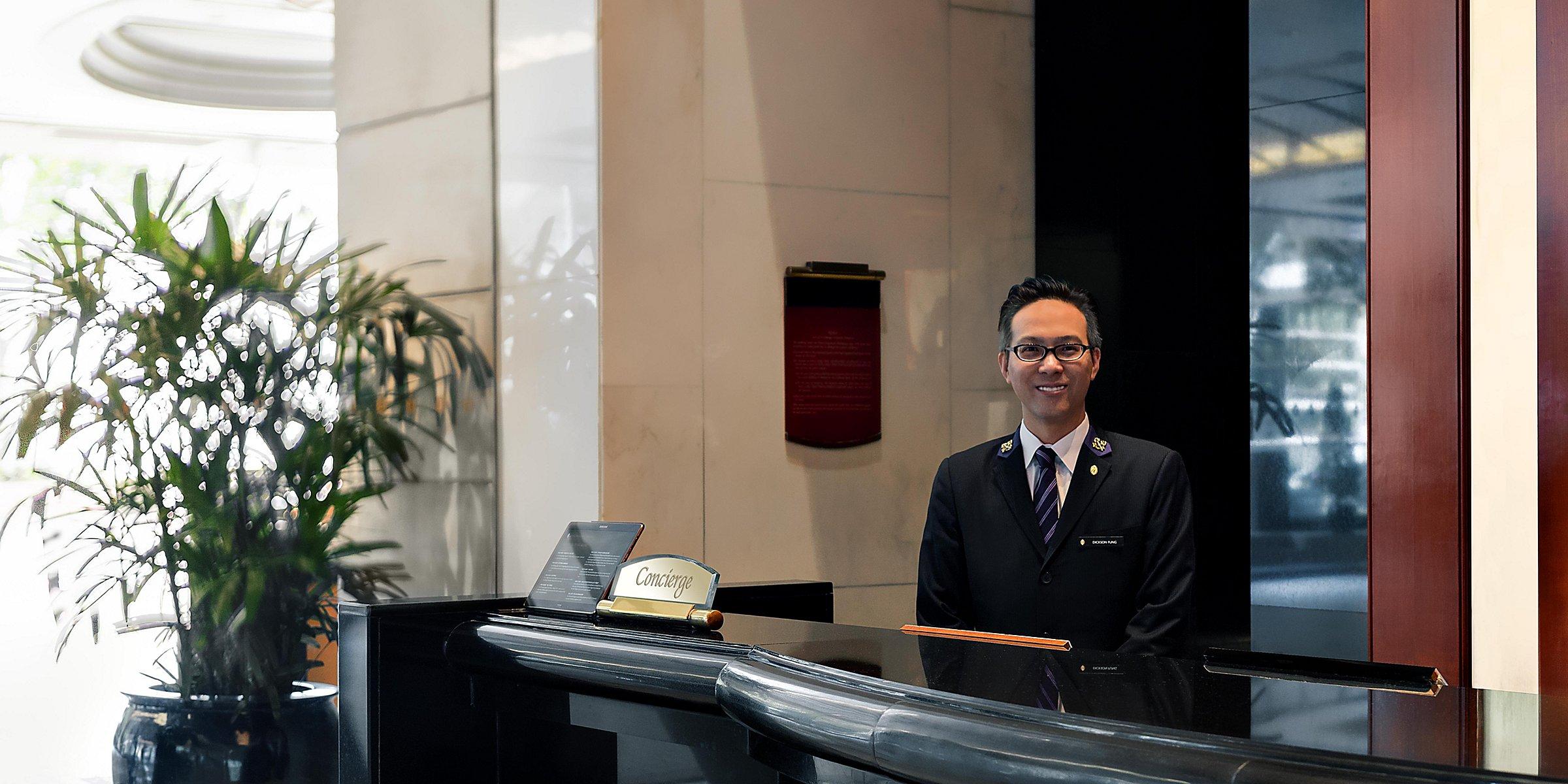 Hong Kong Luxury Hotels | InterContinental Grand Stanford