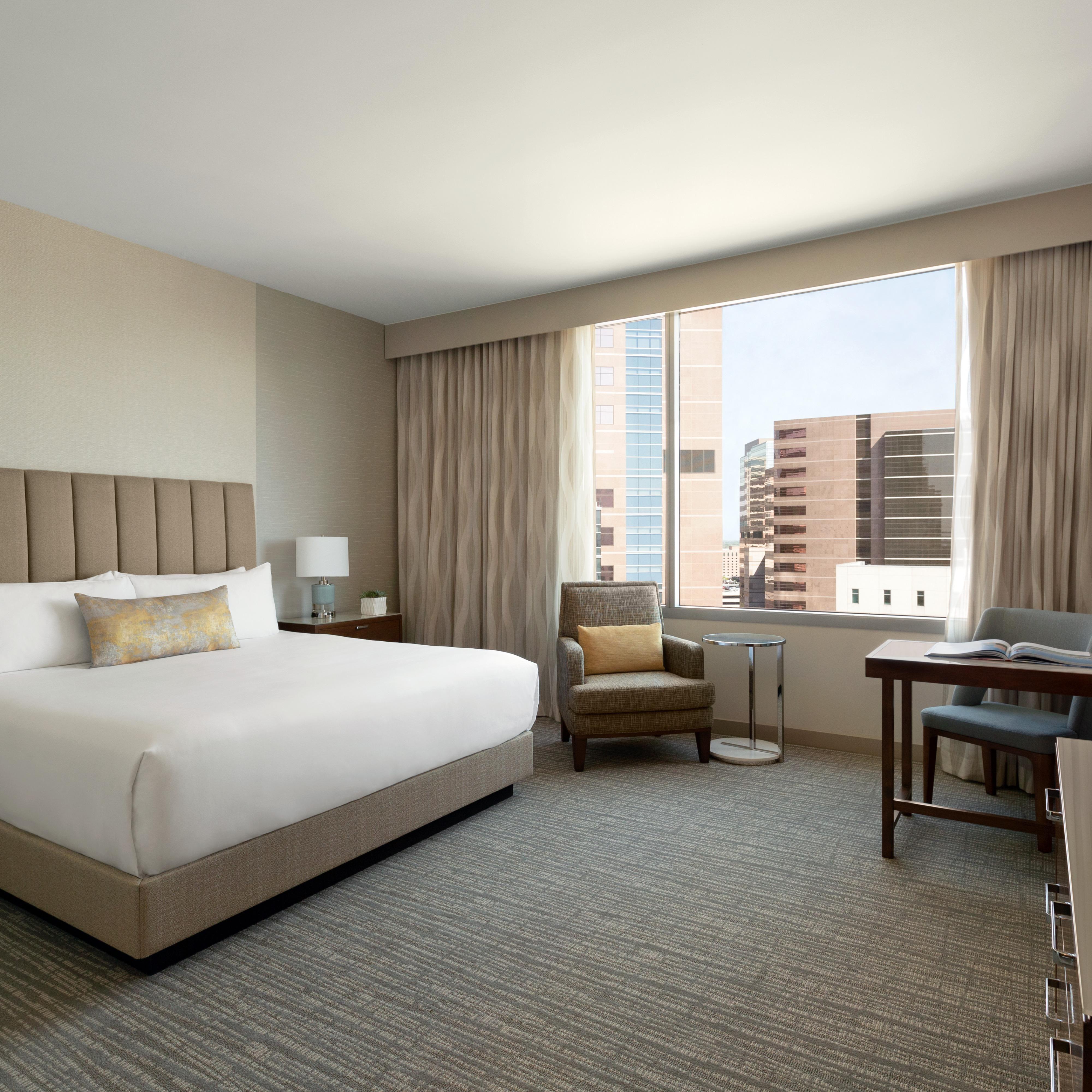 Upscale Hotels Near Houston Medical Center Intercontinental
