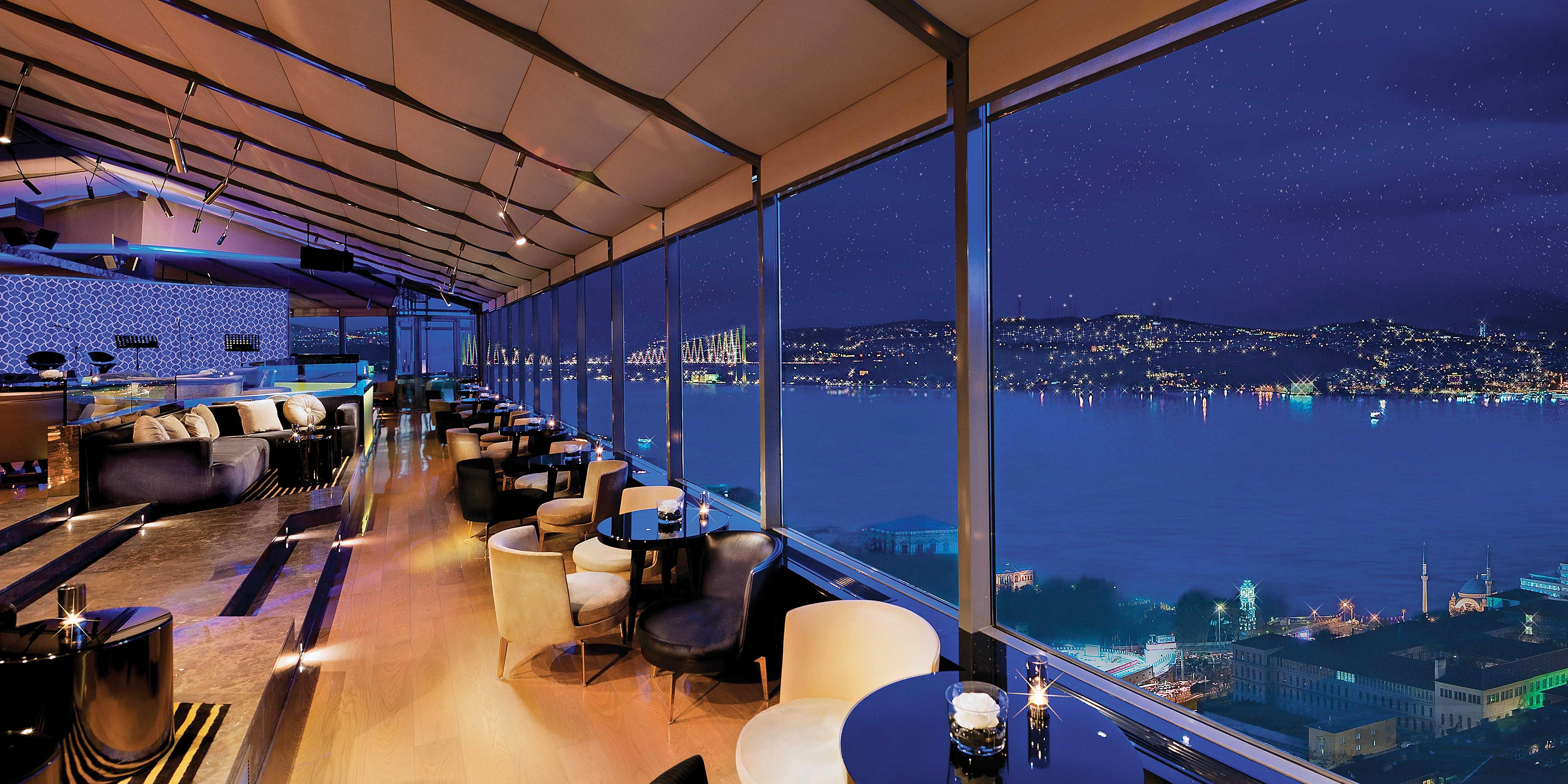 Luxury Hotel With Pool: InterContinental Hotel Istanbul