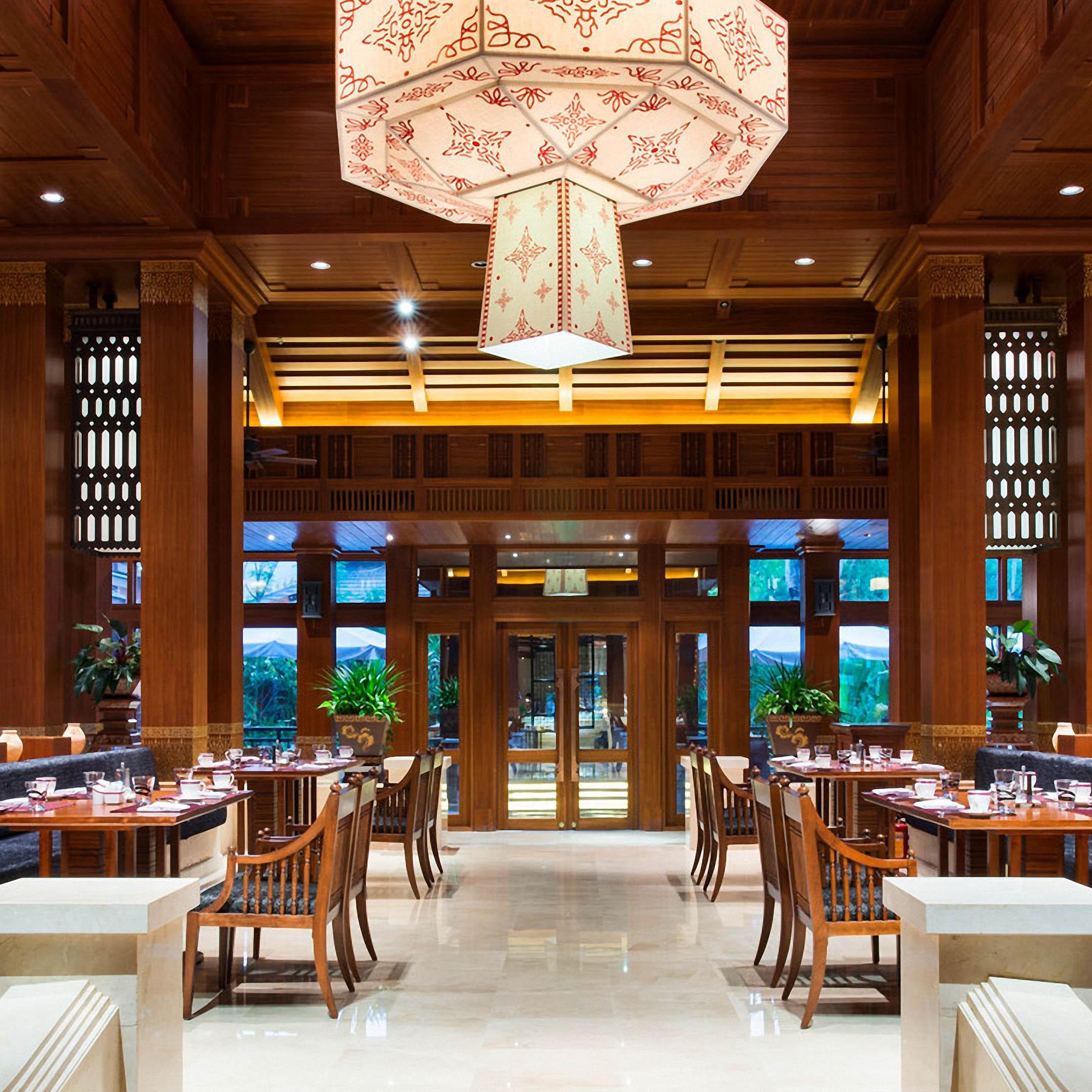 InterContinental Xishuangbanna Resort - Xishuangbanna Yunnan