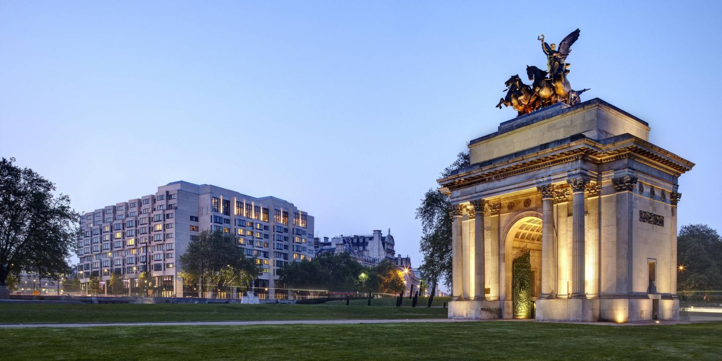 Luxury 5-Star Hotel: InterContinental London Park Lane