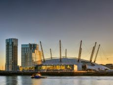 InterContinental Hotels London - The O2 in Dartford, United Kingdom