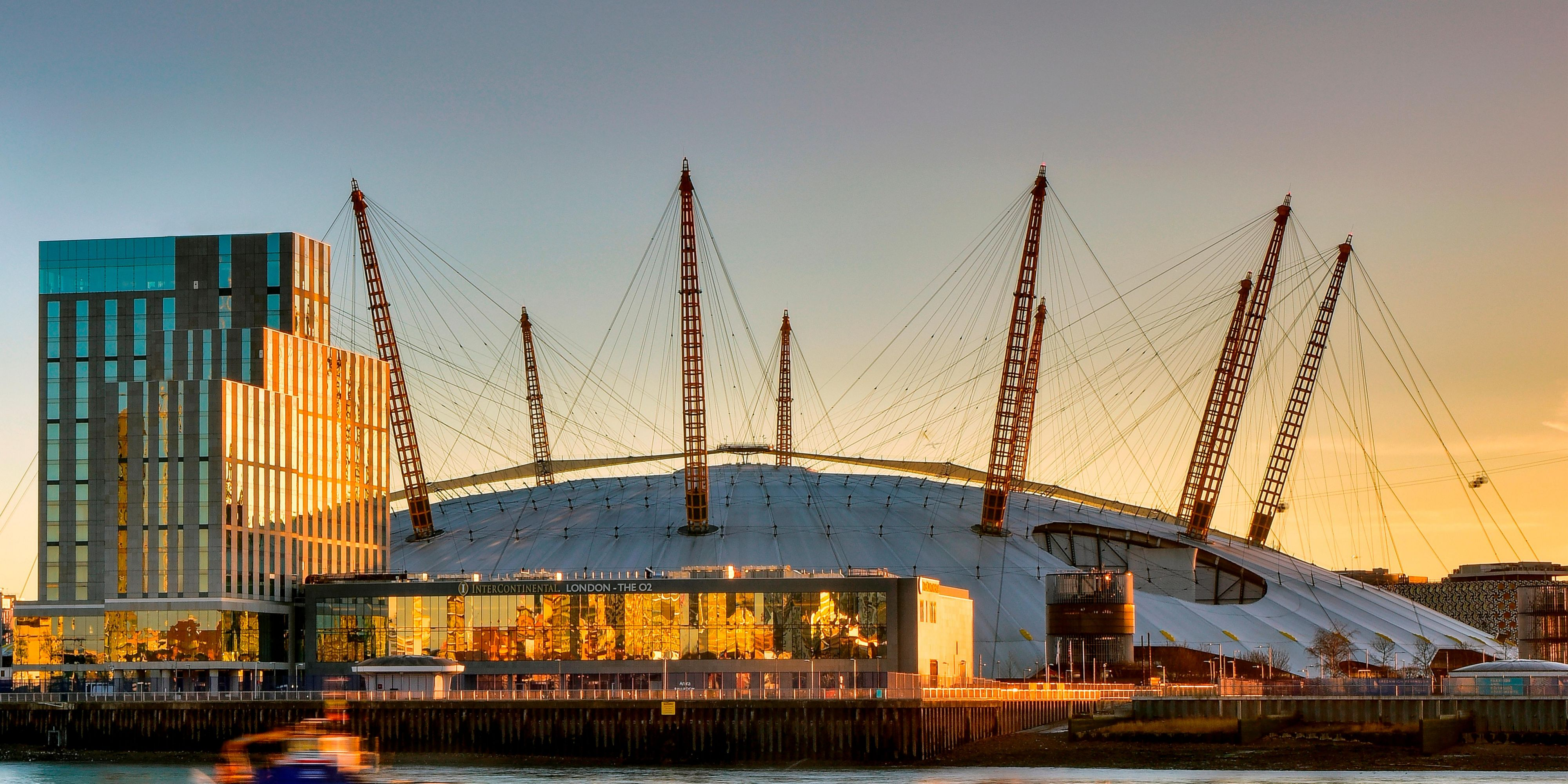 Hotel Reviews For Intercontinental London The O2