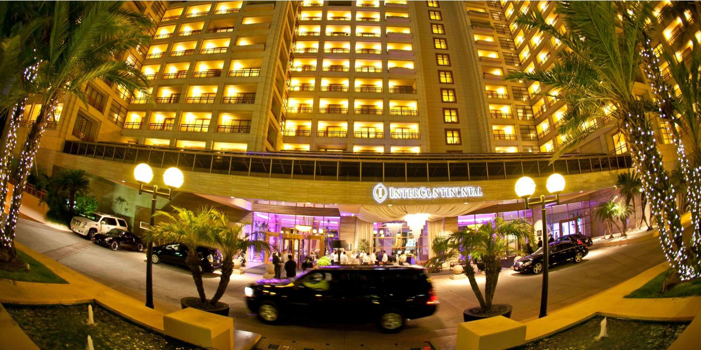 InterContinental Los Angeles Century City Los Angeles California - Los angeles postal code
