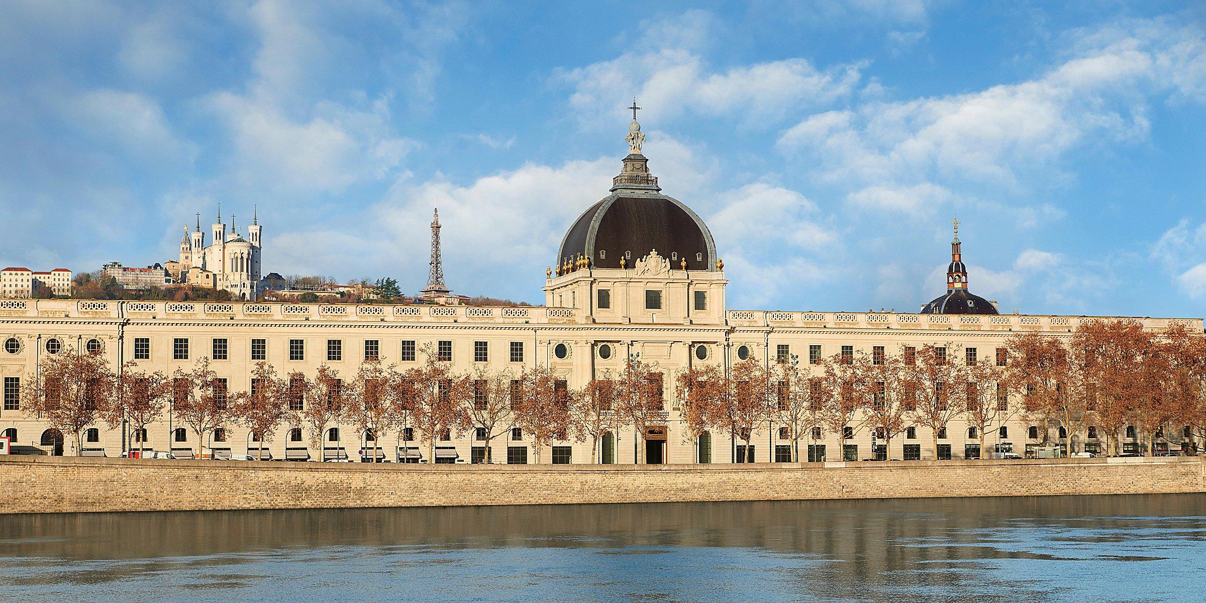 Intercontinental Lyon Hotel Dieu Lyon