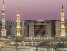 InterContinental Hotels Medina - Dar Al Iman in Madinah, Saudi Arabia