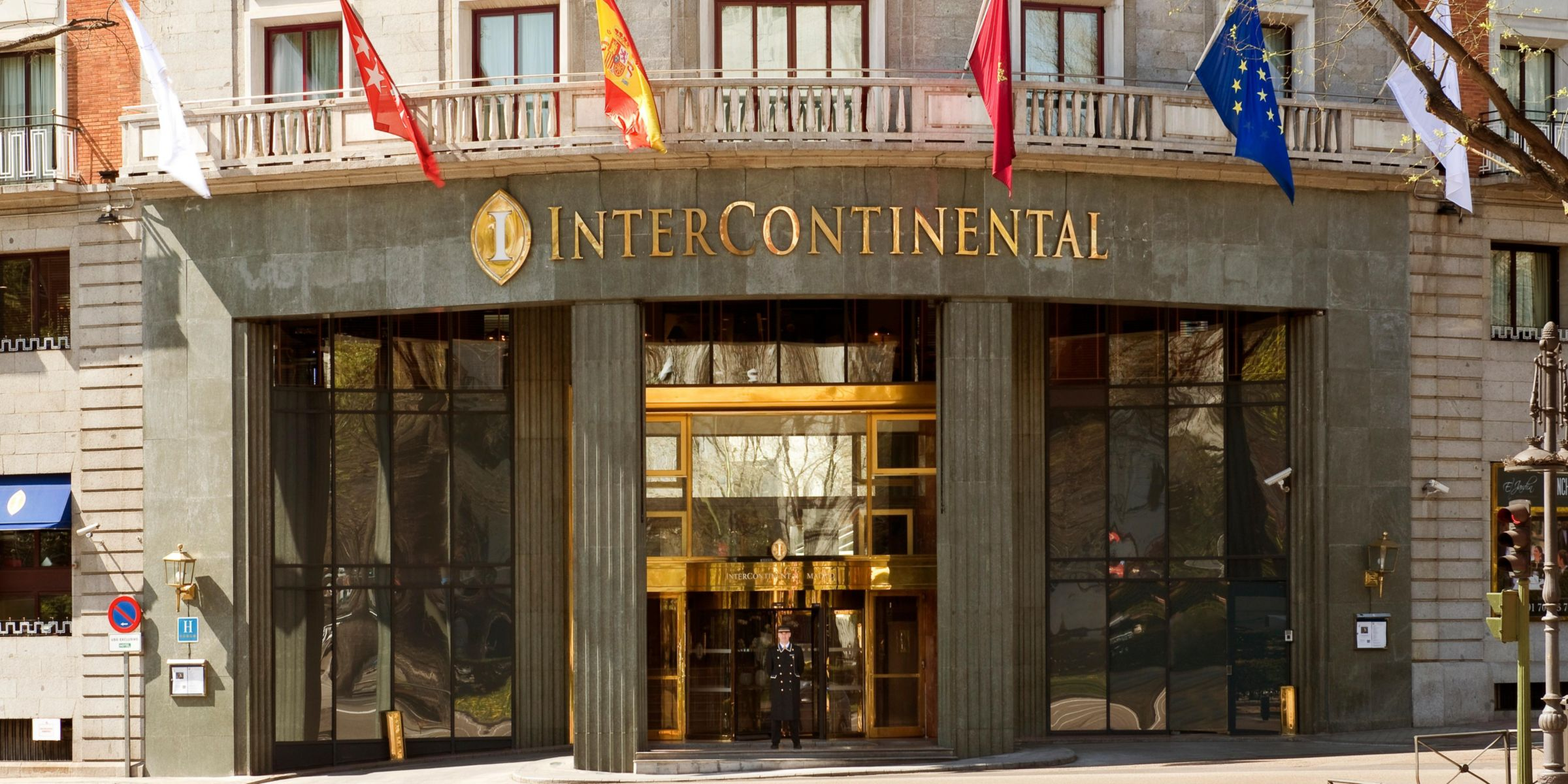 Luxury Central Hotel: InterContinental Hotel Madrid