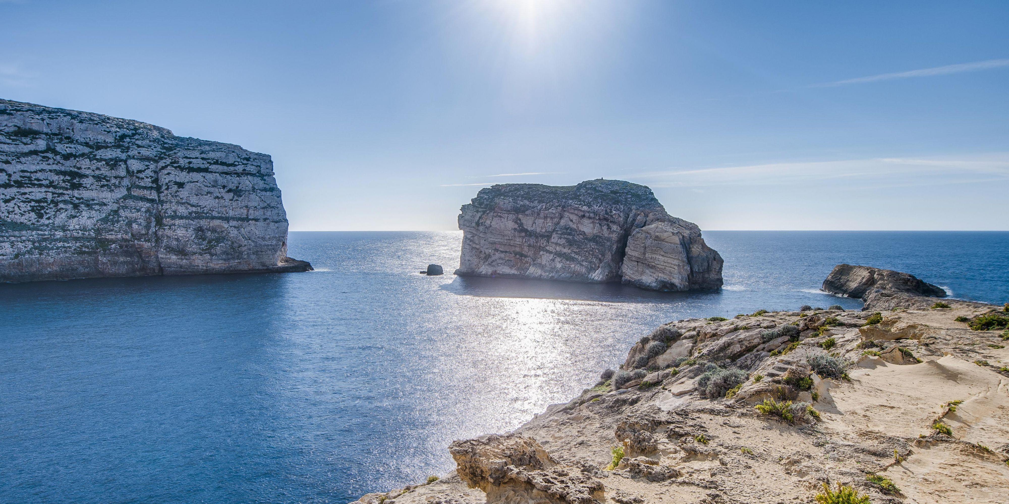 Luxury Beach Hotel With Outdoor Pool: InterContinental Malta