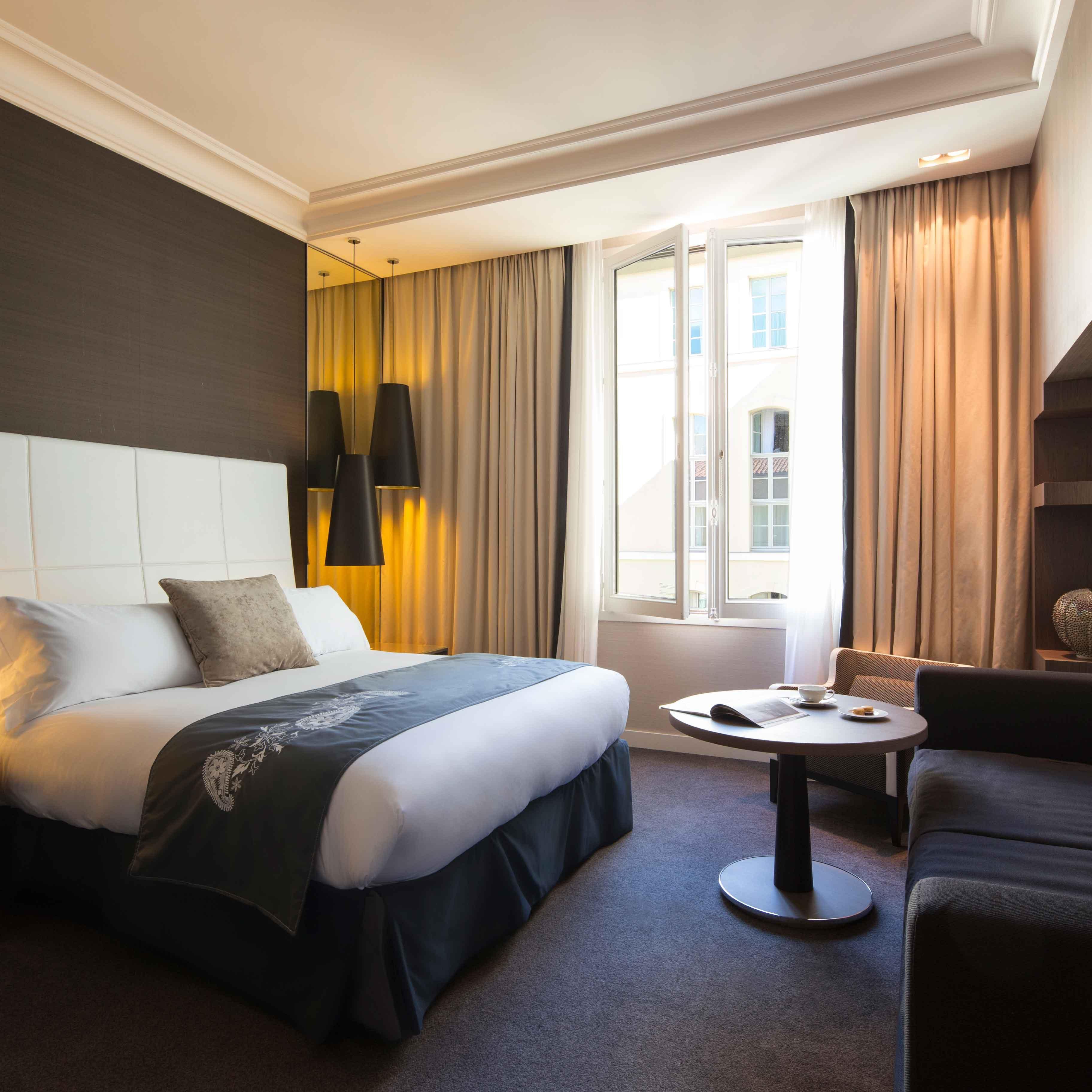 Intercontinental marseille   hotel dieu   marseille