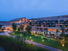 InterContinental Hotels Heilong Lake in Meishan, China